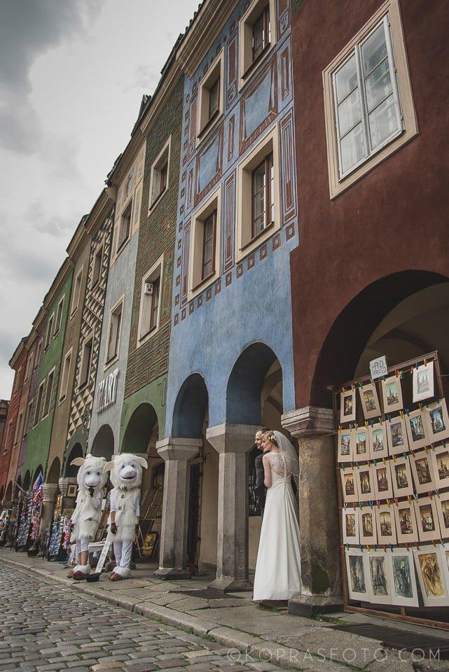 Justyna i Piotr-Felicitaciones a la novia y al novio por su feliz unión! 11
