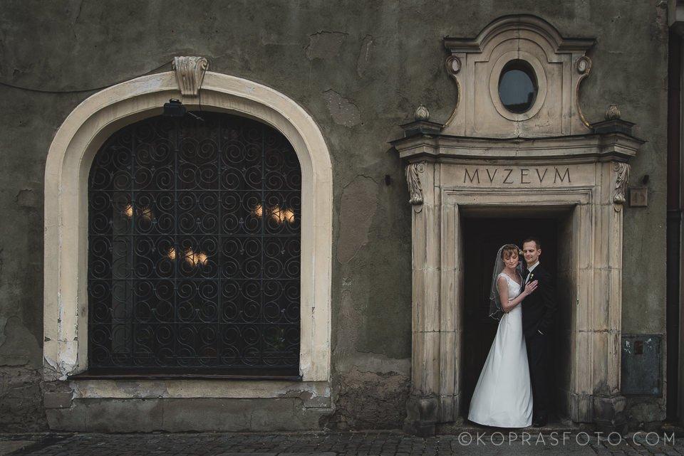 Justyna i Piotr-Felicitaciones a la novia y al novio por su feliz unión! 13