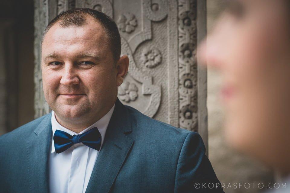 Sesja ślubna w Zamku w Gołuchowie - Krzysia i Przemek 9