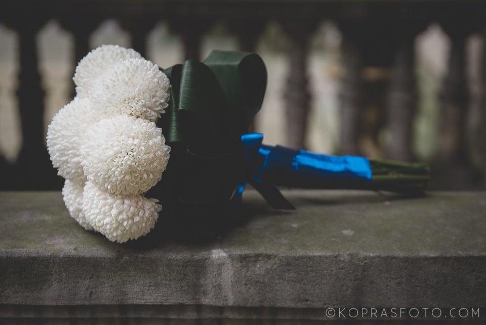 Sesja ślubna w Zamku w Gołuchowie - Krzysia i Przemek 5