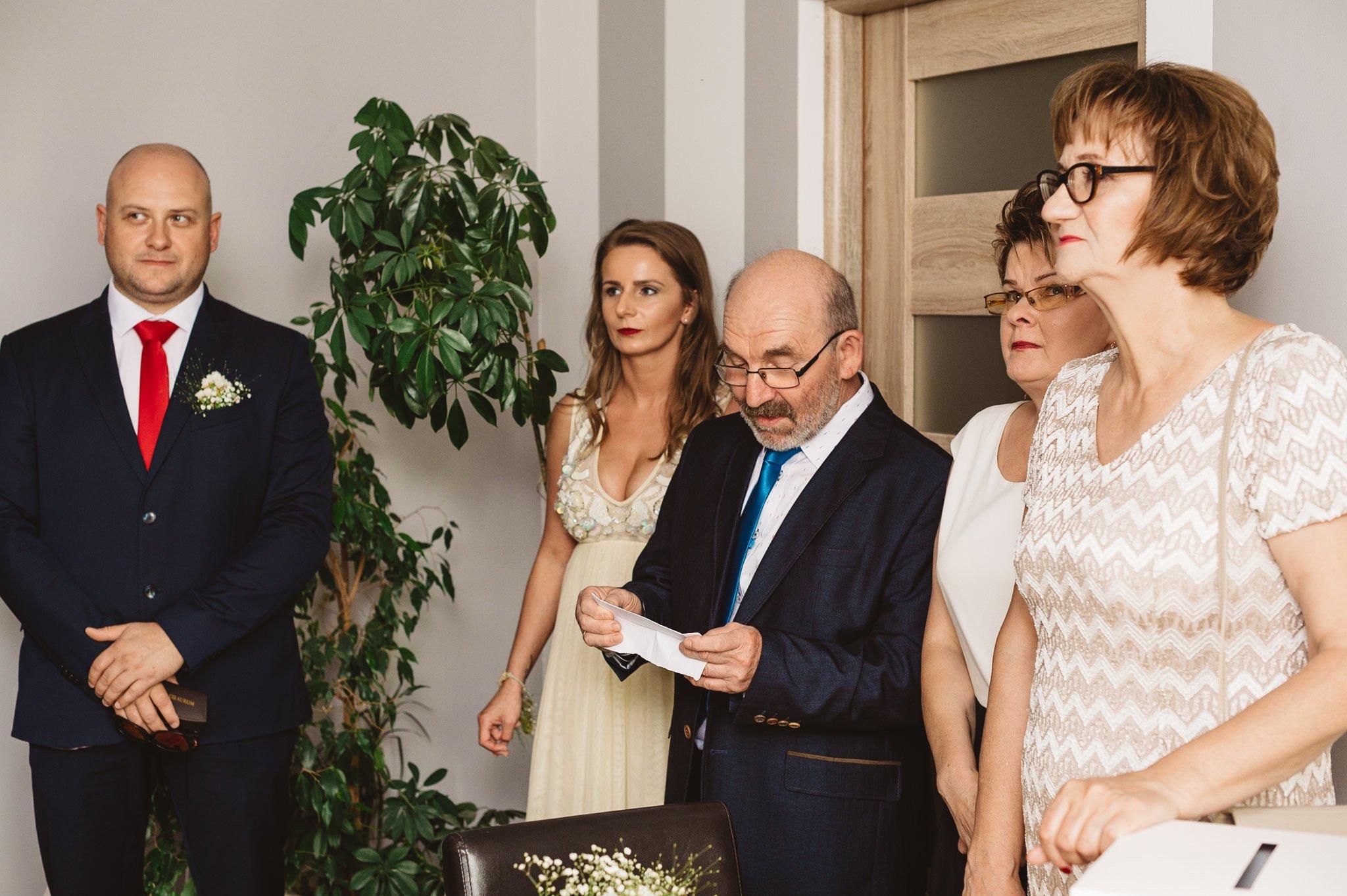 Ala i Arek, czyli jak zorganizować ślub i wesele w 4 tygodnie! 43