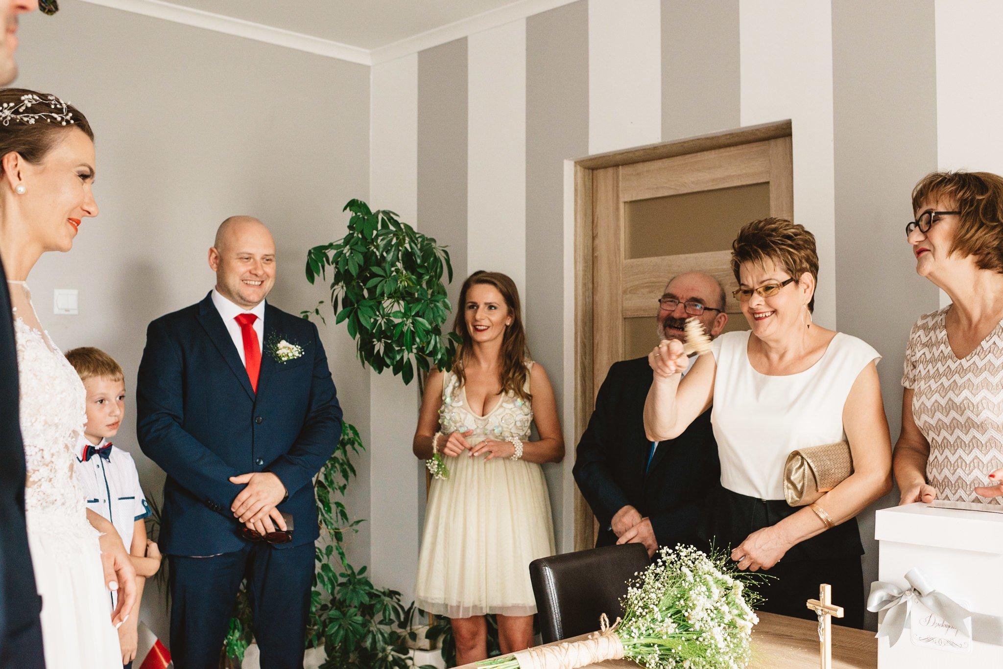 Ala i Arek, czyli jak zorganizować ślub i wesele w 4 tygodnie! 47