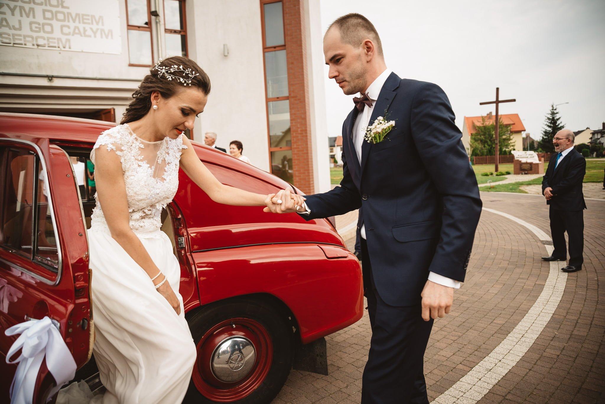 Ala i Arek, czyli jak zorganizować ślub i wesele w 4 tygodnie! 63
