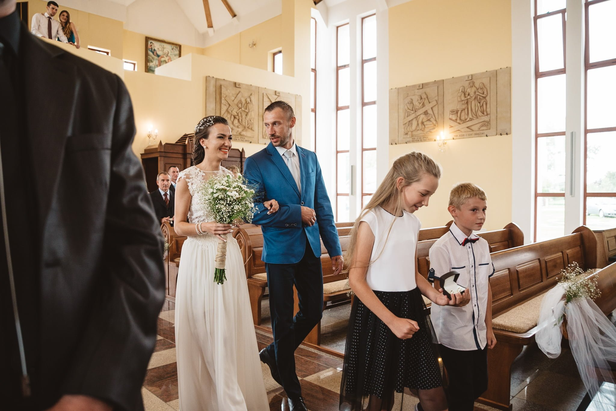 Ala i Arek, czyli jak zorganizować ślub i wesele w 4 tygodnie! 69