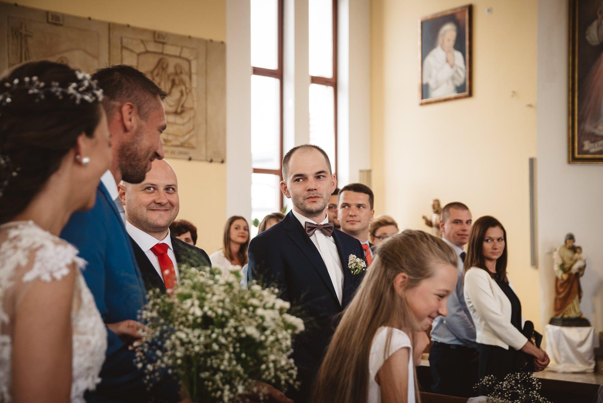 Ala i Arek, czyli jak zorganizować ślub i wesele w 4 tygodnie! 71