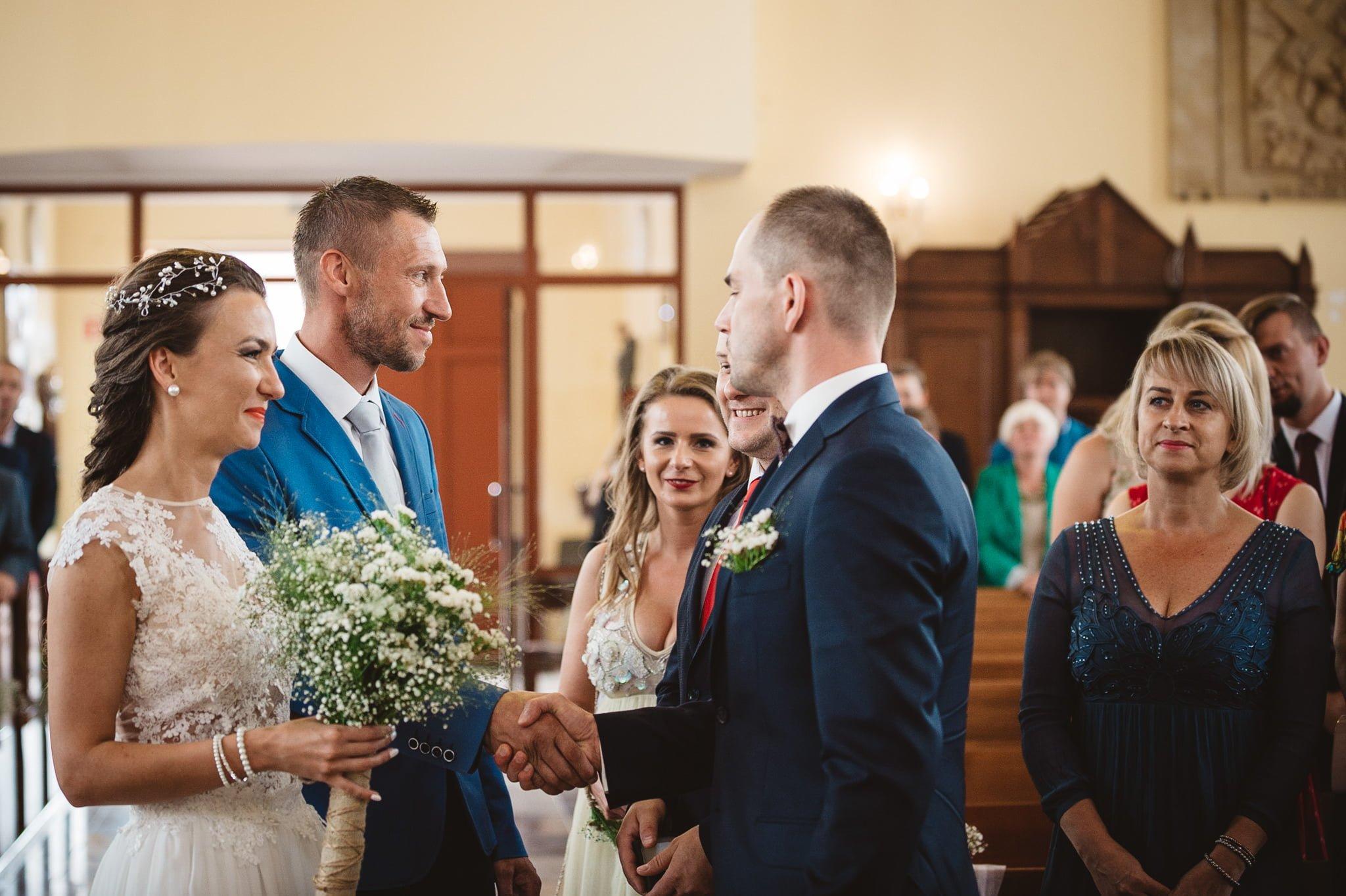 Ala i Arek, czyli jak zorganizować ślub i wesele w 4 tygodnie! 73