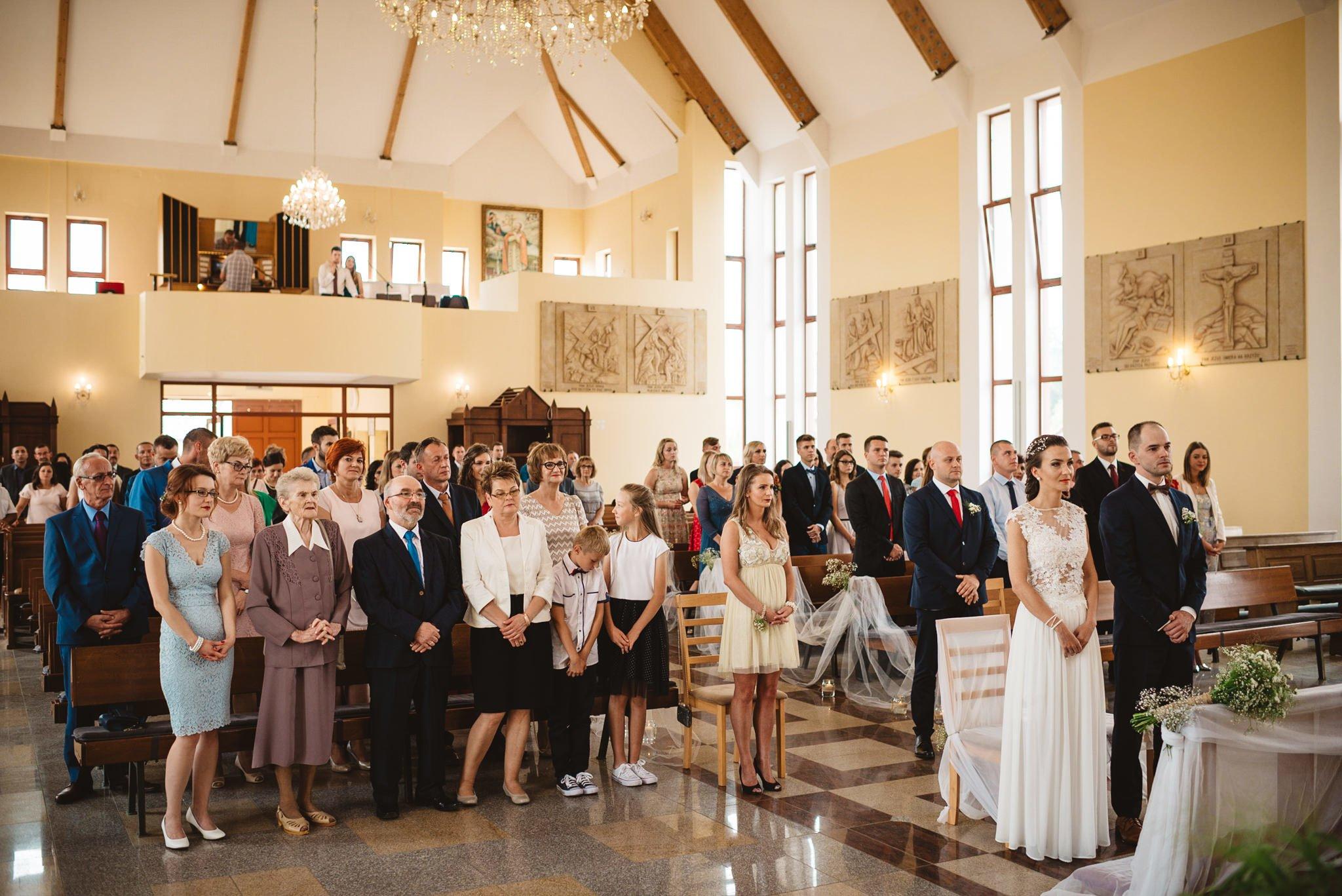 Ala i Arek, czyli jak zorganizować ślub i wesele w 4 tygodnie! 75