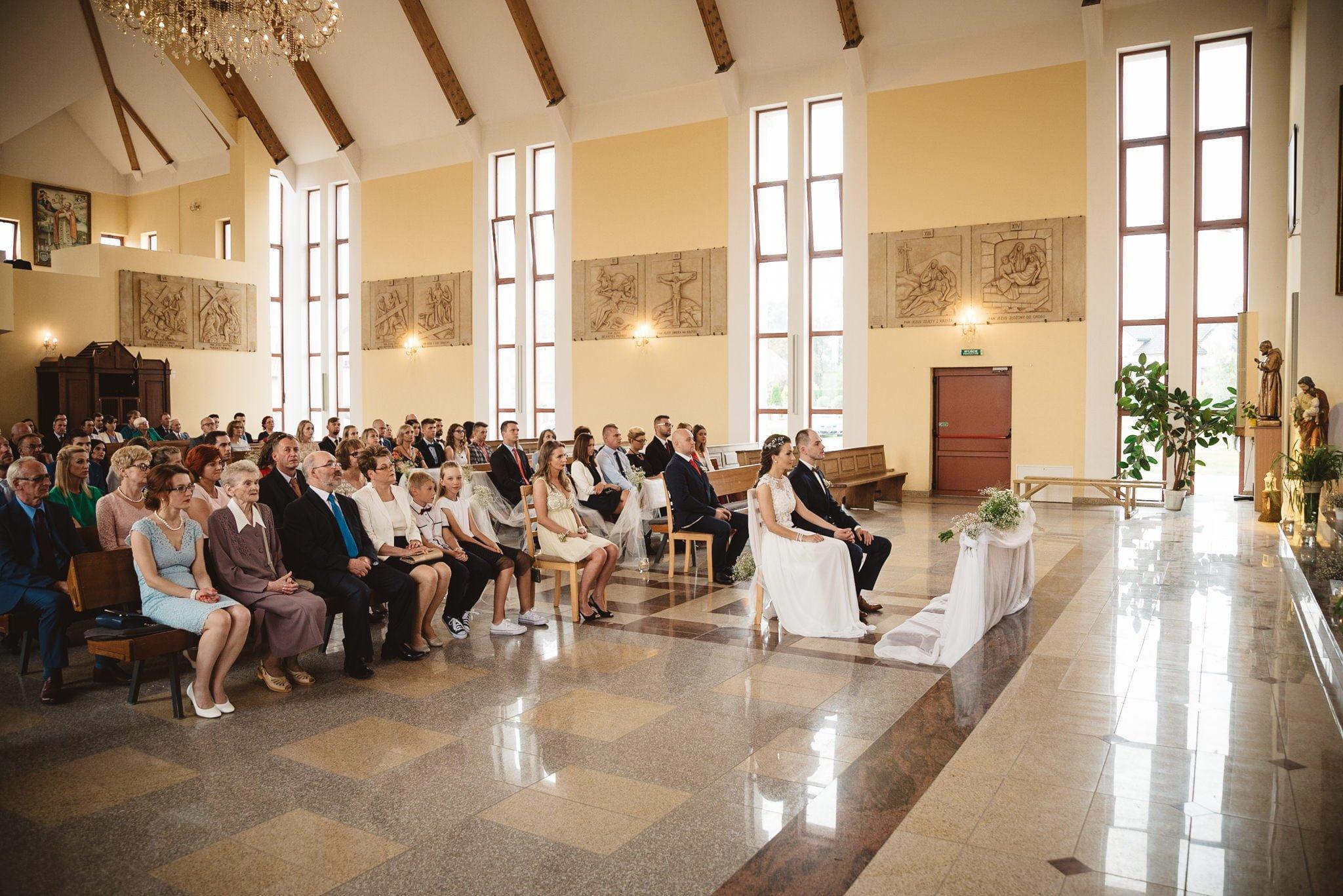 Ala i Arek, czyli jak zorganizować ślub i wesele w 4 tygodnie! 77