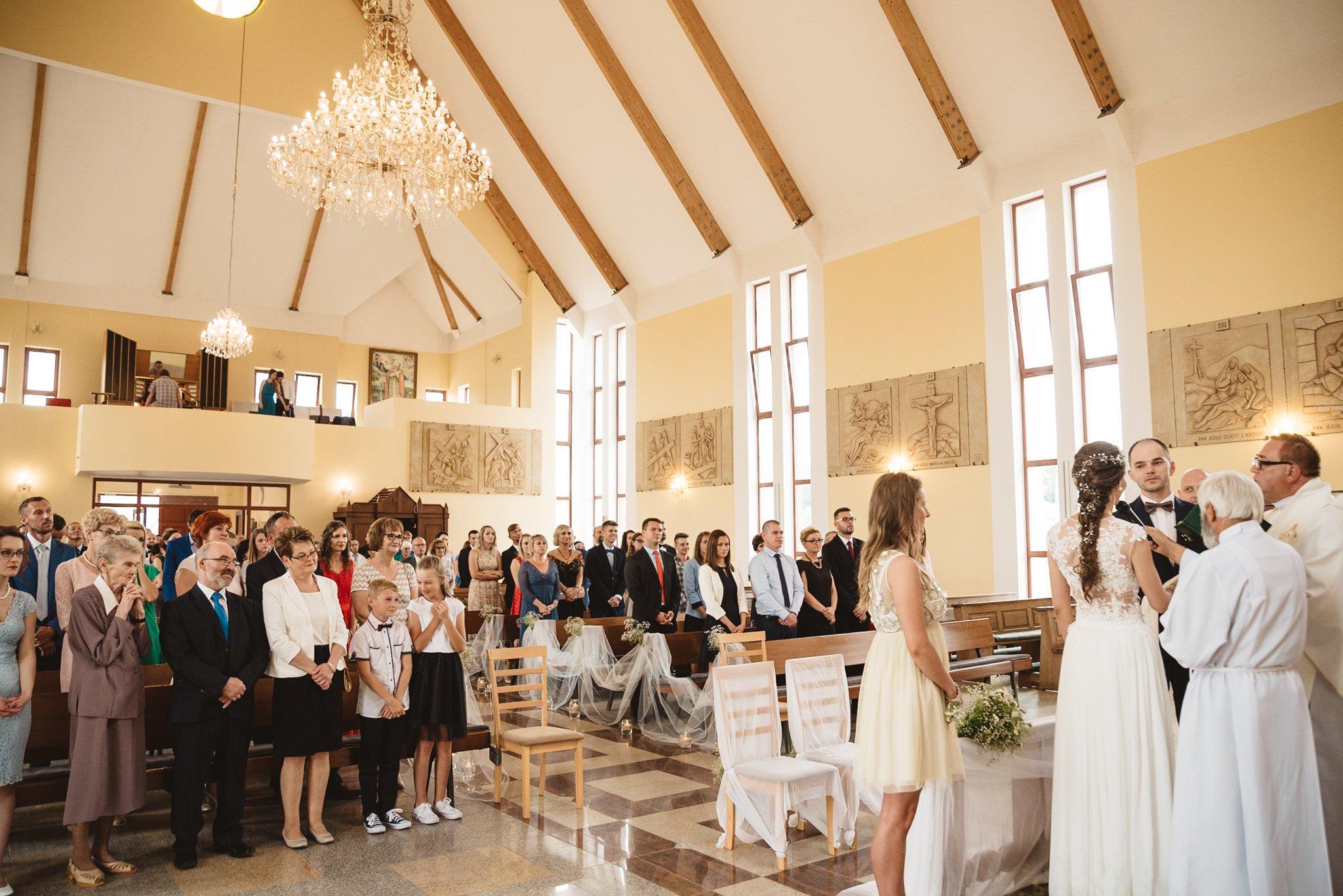 Ala i Arek, czyli jak zorganizować ślub i wesele w 4 tygodnie! 99