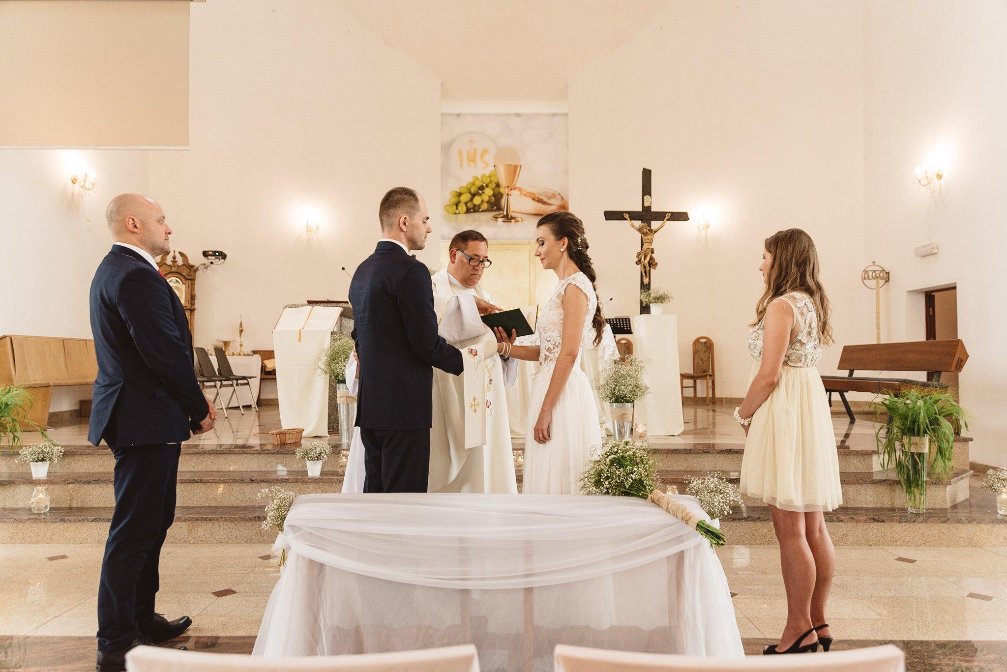 Ala i Arek, czyli jak zorganizować ślub i wesele w 4 tygodnie! 101