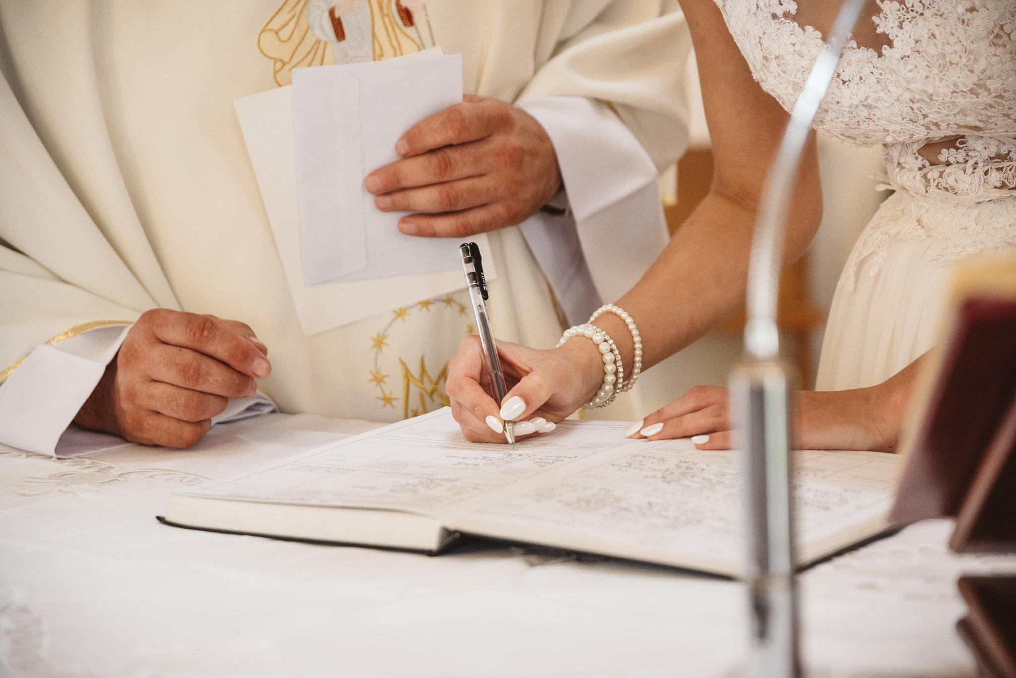 Ala i Arek, czyli jak zorganizować ślub i wesele w 4 tygodnie! 123