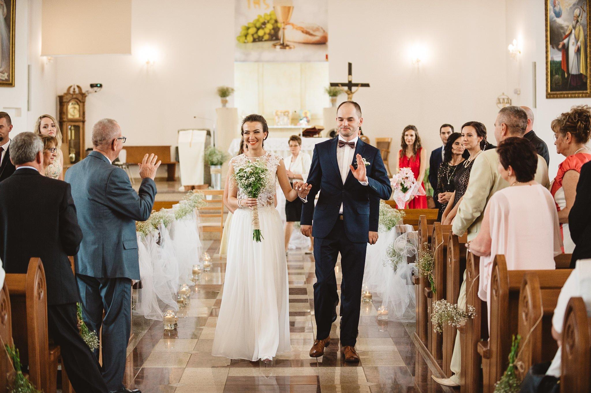 Ala i Arek, czyli jak zorganizować ślub i wesele w 4 tygodnie! 127