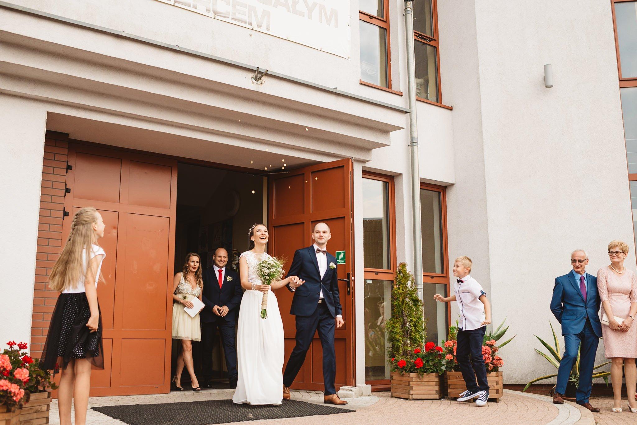 Ala i Arek, czyli jak zorganizować ślub i wesele w 4 tygodnie! 129