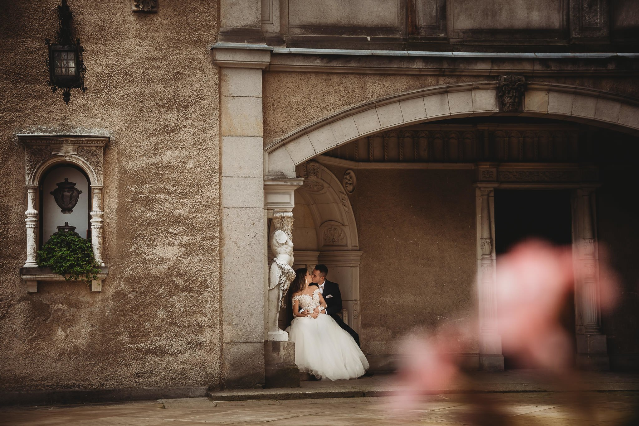 Angelika i Michał, piękne zdjęcia ślubne i sesja plenerowa w Gołuchowie 236