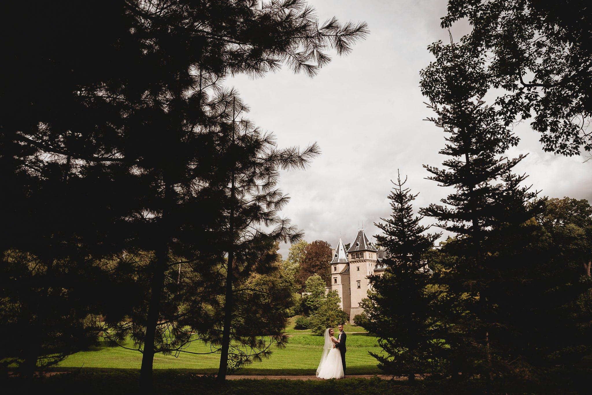 Angelika i Michał, piękne zdjęcia ślubne i sesja plenerowa w Gołuchowie 259