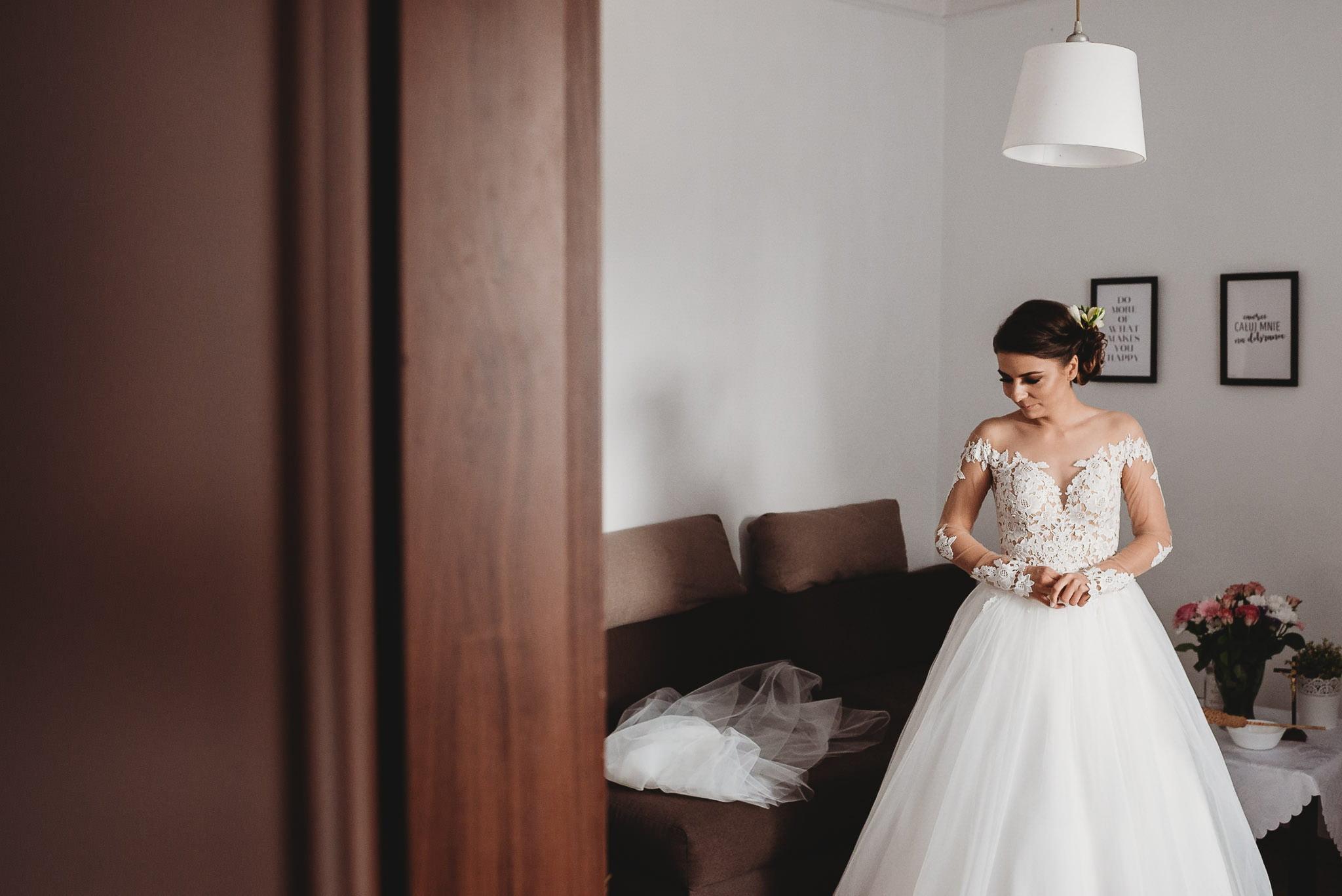 Angelika i Michał, piękne zdjęcia ślubne i sesja plenerowa w Gołuchowie 44