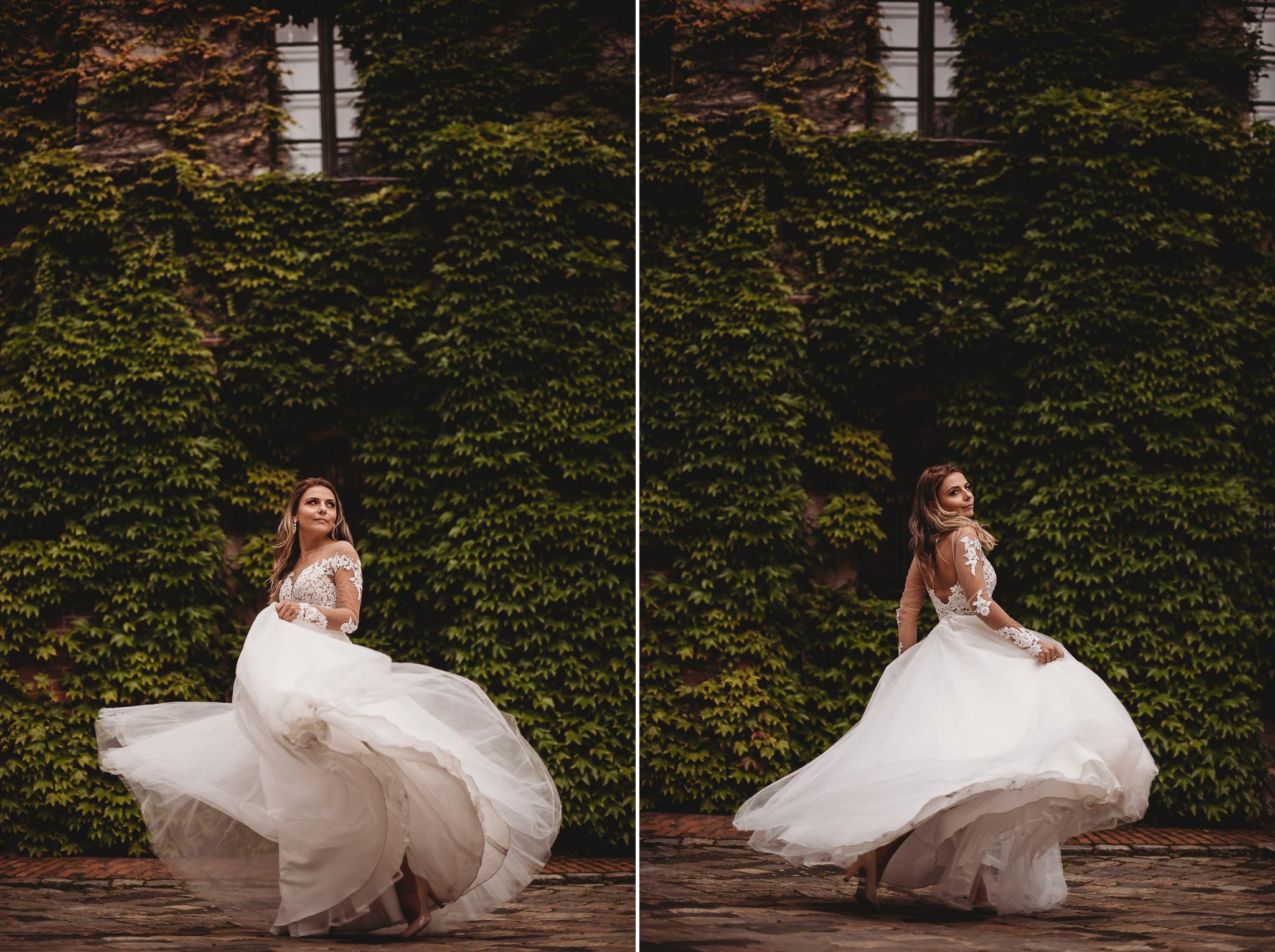 Angelika i Michał, piękne zdjęcia ślubne i sesja plenerowa w Gołuchowie 280