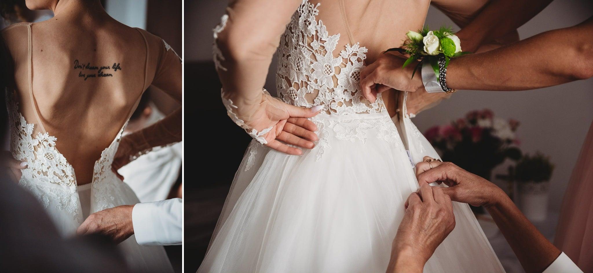 Angelika i Michał, piękne zdjęcia ślubne i sesja plenerowa w Gołuchowie 42