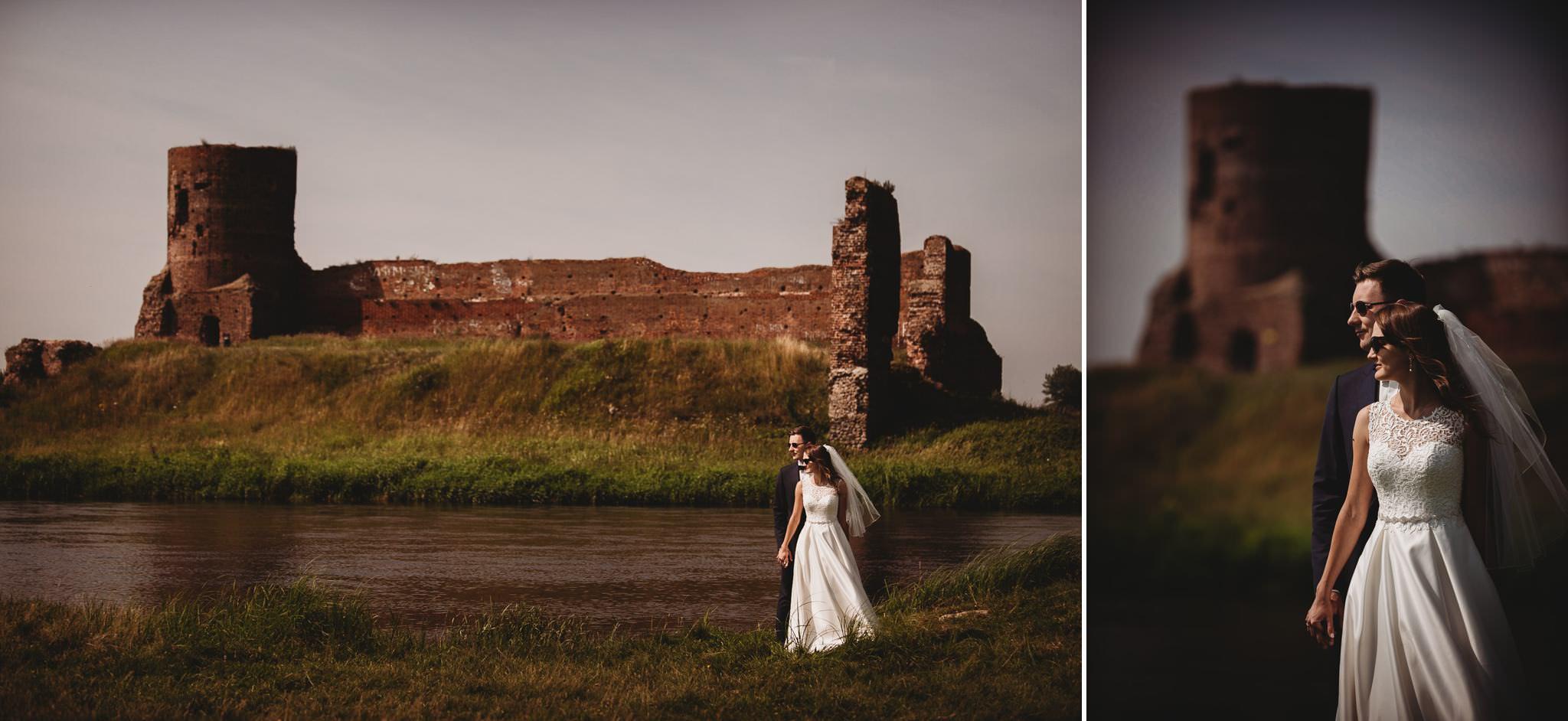Monika i Michał, wesele w Paryżu i sesja plenerowa w stadninie koni w Czołowie 320