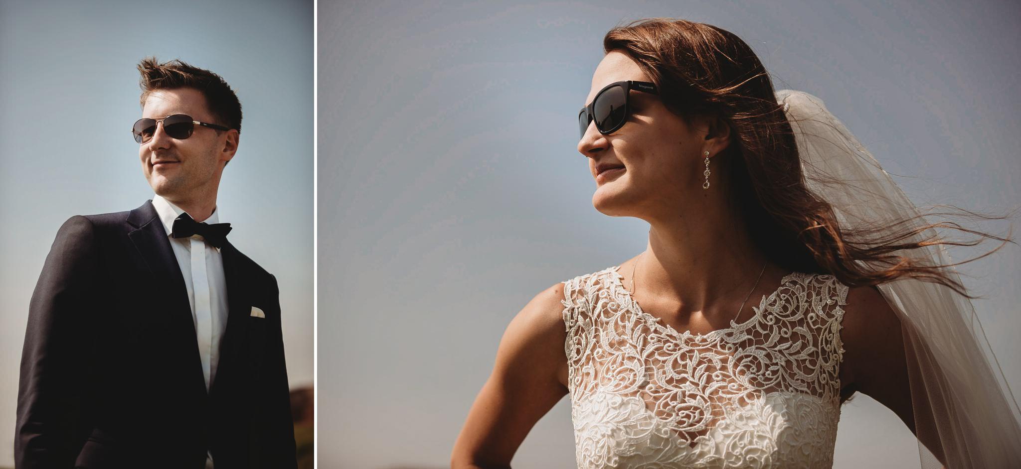 Monika i Michał, wesele w Paryżu i sesja plenerowa w stadninie koni w Czołowie 312