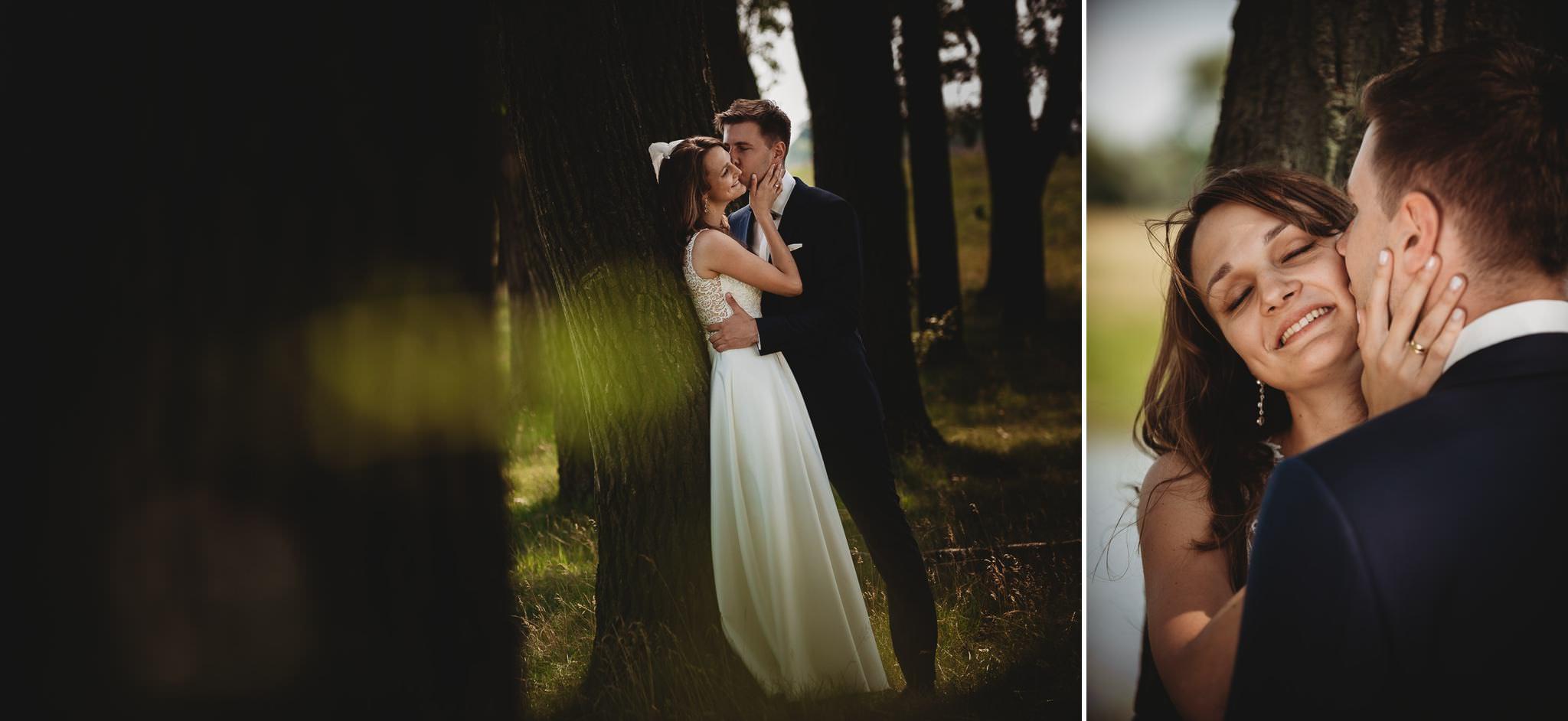 Monika i Michał, wesele w Paryżu i sesja plenerowa w stadninie koni w Czołowie 326