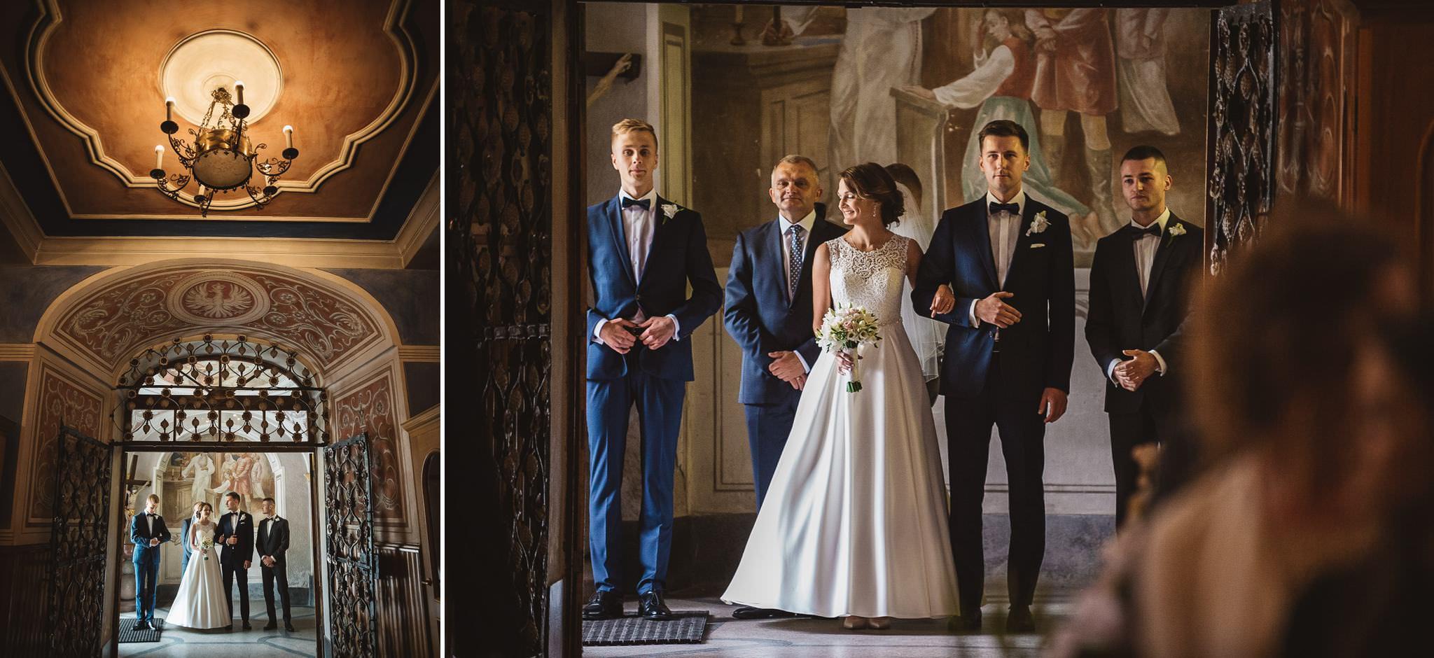 Monika i Michał, wesele w Paryżu i sesja plenerowa w stadninie koni w Czołowie 90