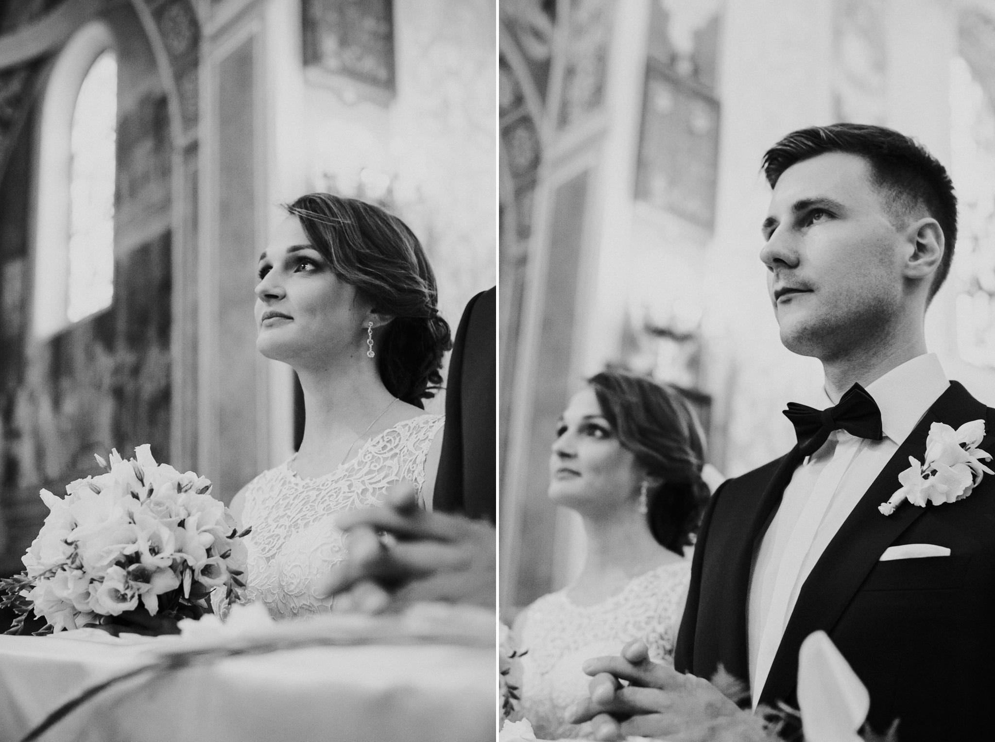 Monika i Michał, wesele w Paryżu i sesja plenerowa w stadninie koni w Czołowie 110