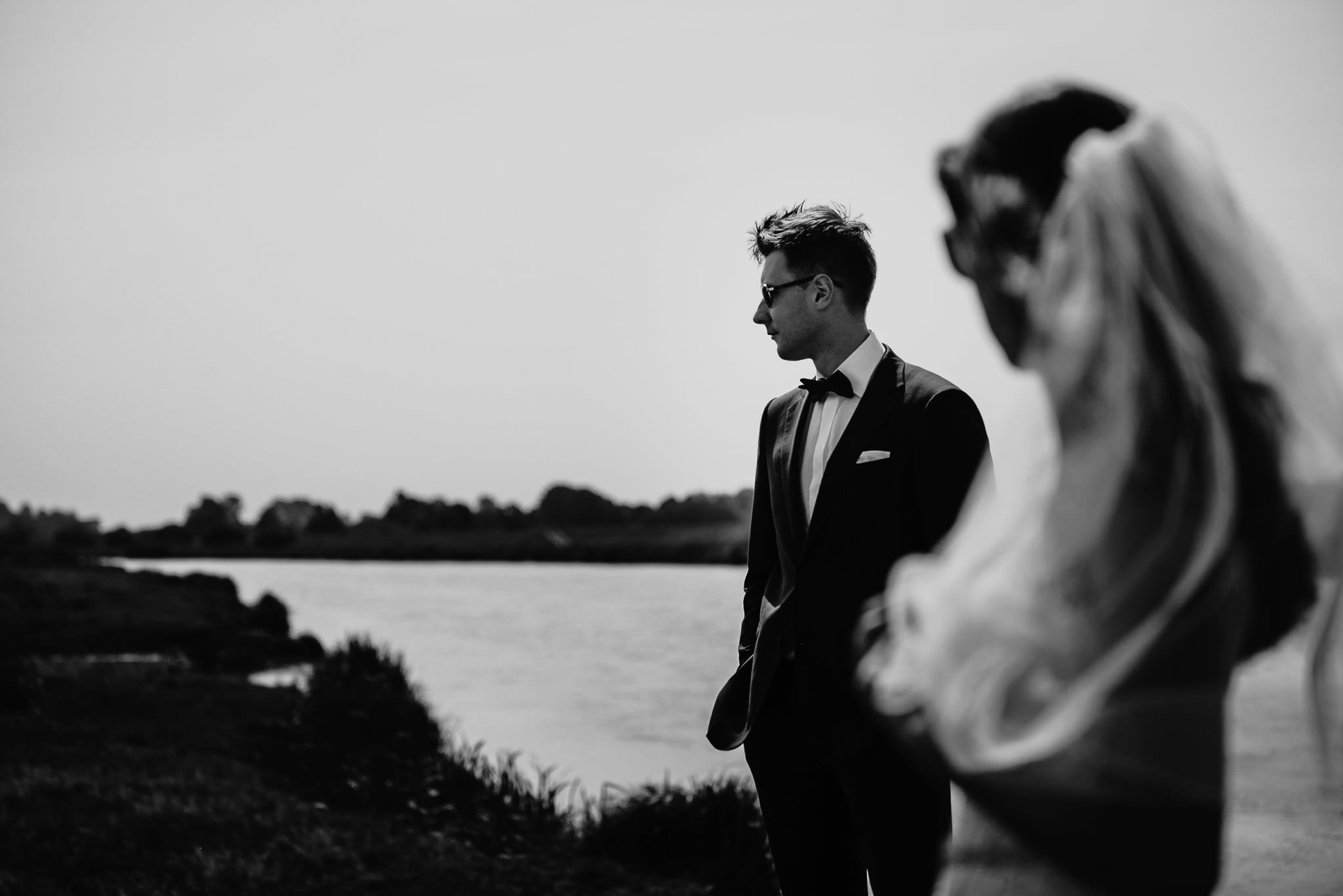 Monika i Michał, wesele w Paryżu i sesja plenerowa w stadninie koni w Czołowie 308