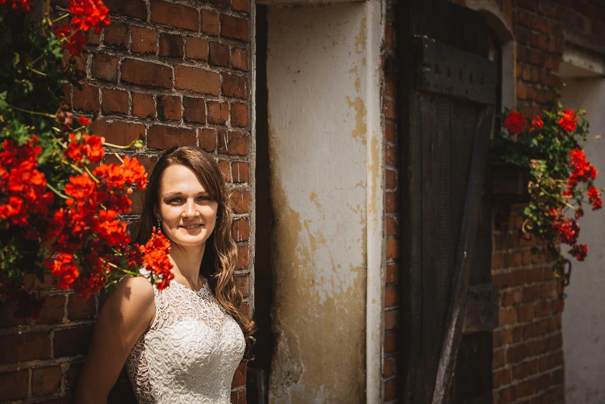Monika i Michał, wesele w Paryżu i sesja plenerowa w stadninie koni w Czołowie 350