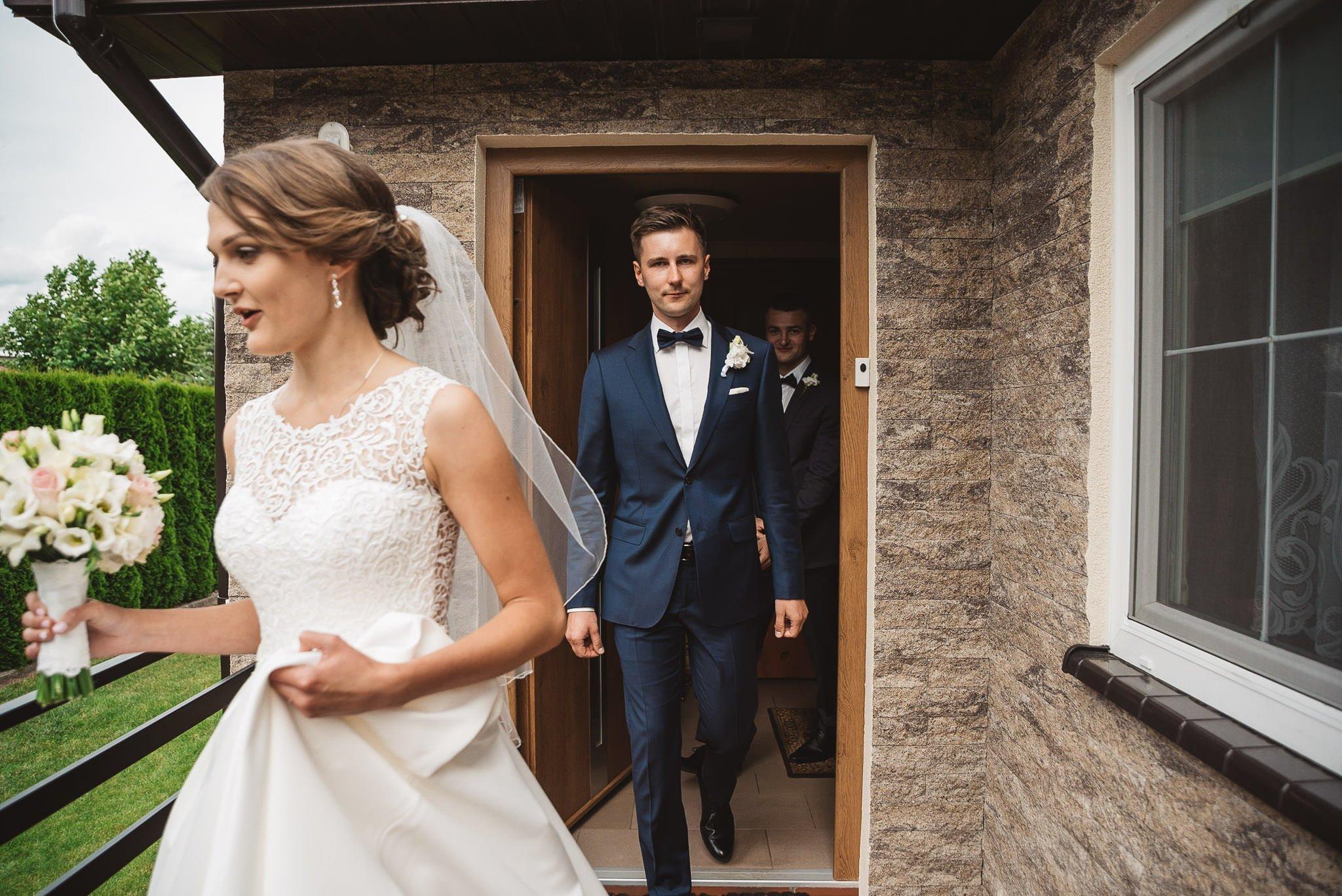 Monika i Michał, wesele w Paryżu i sesja plenerowa w stadninie koni w Czołowie 59