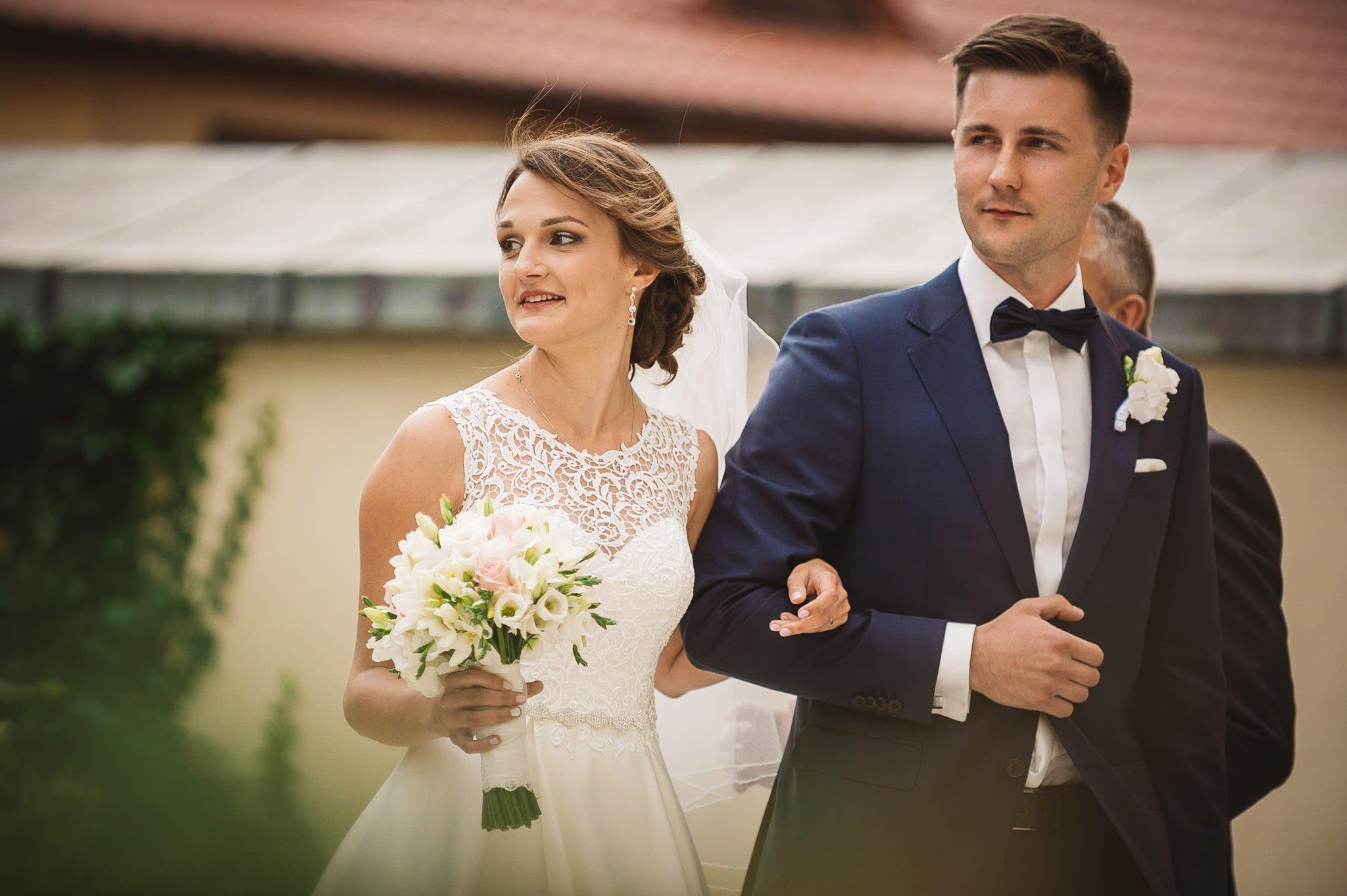 Monika i Michał, wesele w Paryżu i sesja plenerowa w stadninie koni w Czołowie 84