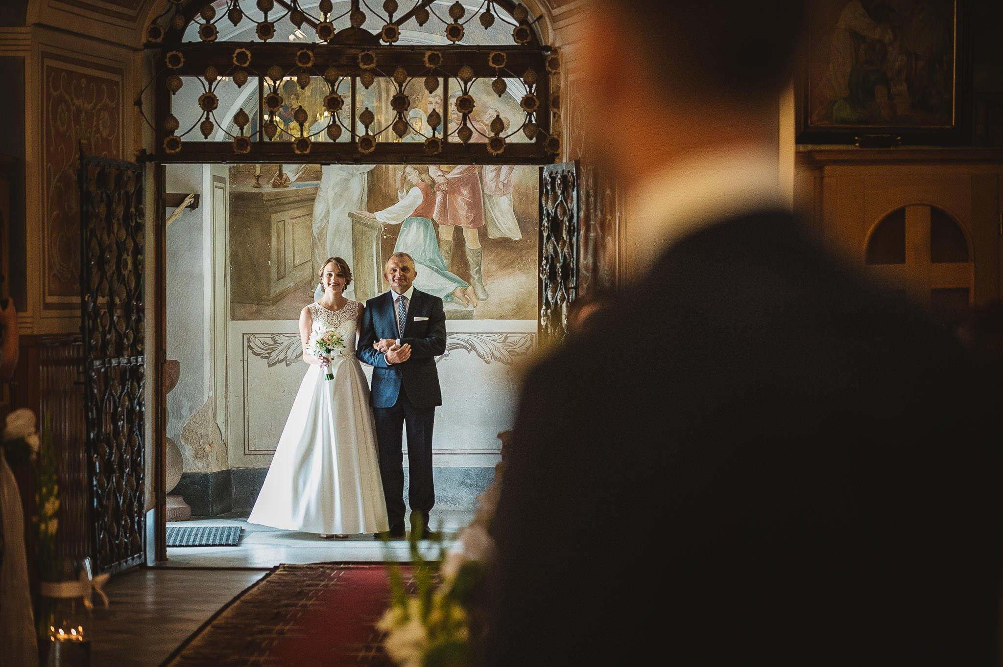Monika i Michał, wesele w Paryżu i sesja plenerowa w stadninie koni w Czołowie 100