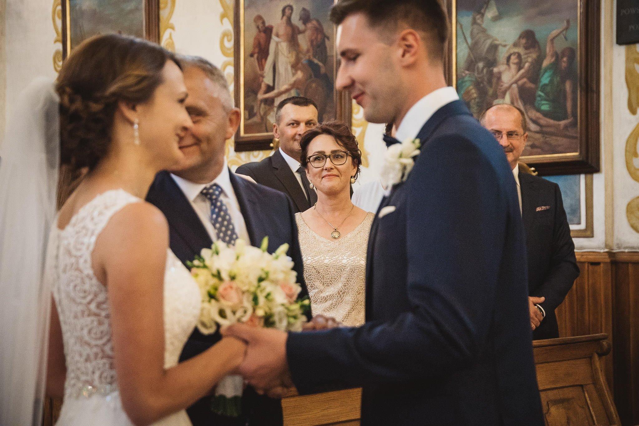 Monika i Michał, wesele w Paryżu i sesja plenerowa w stadninie koni w Czołowie 104