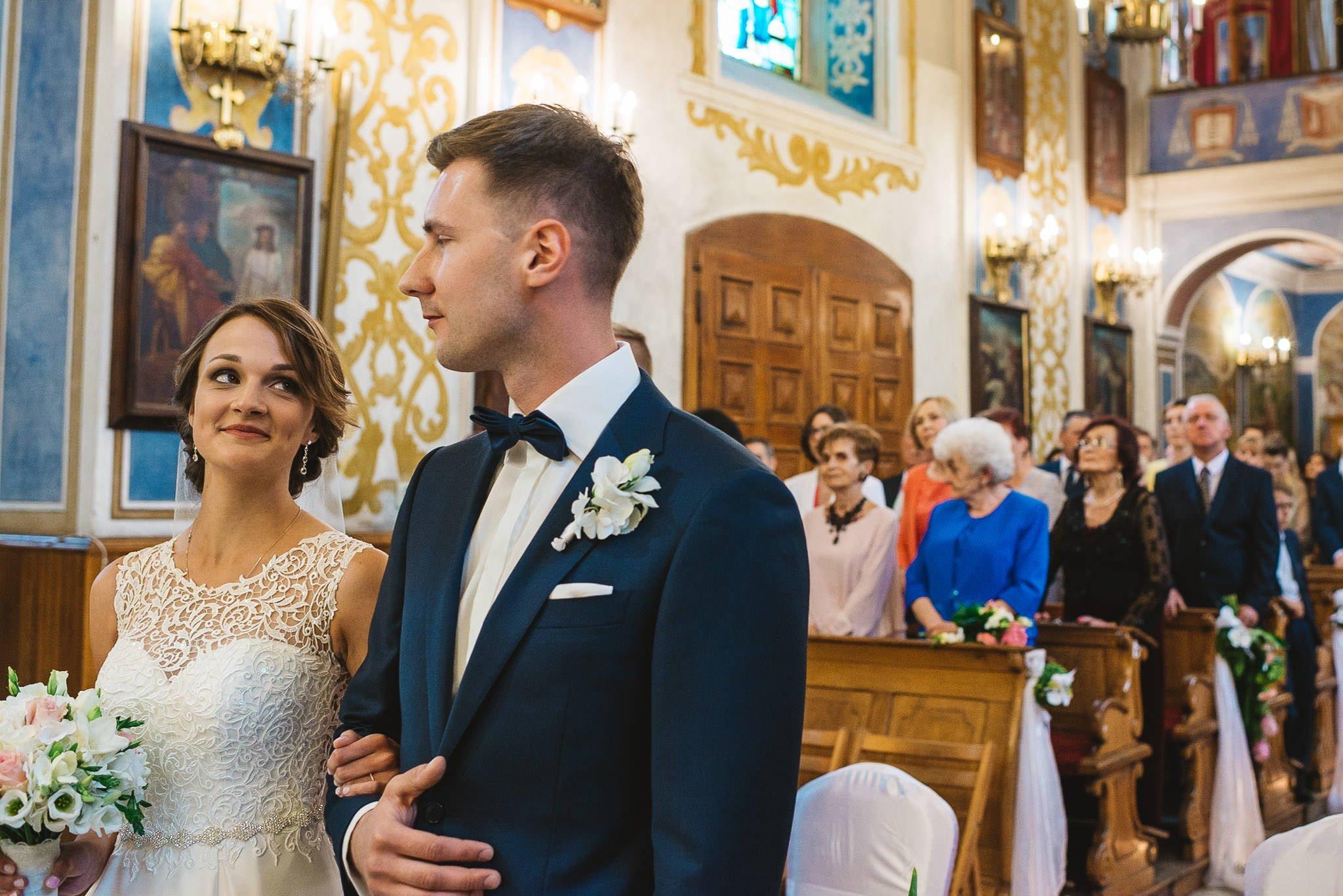 Monika i Michał, wesele w Paryżu i sesja plenerowa w stadninie koni w Czołowie 106