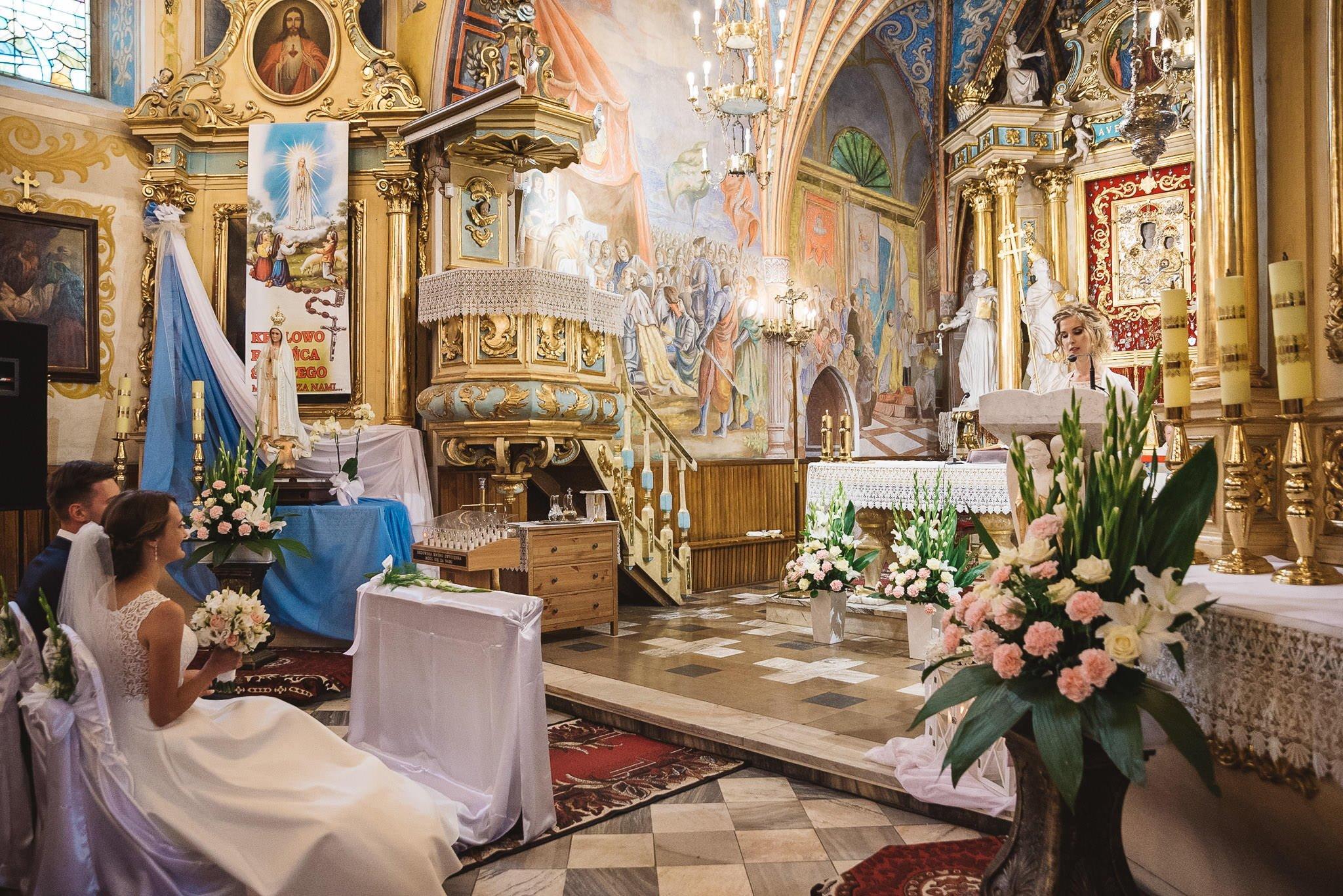 Monika i Michał, wesele w Paryżu i sesja plenerowa w stadninie koni w Czołowie 108