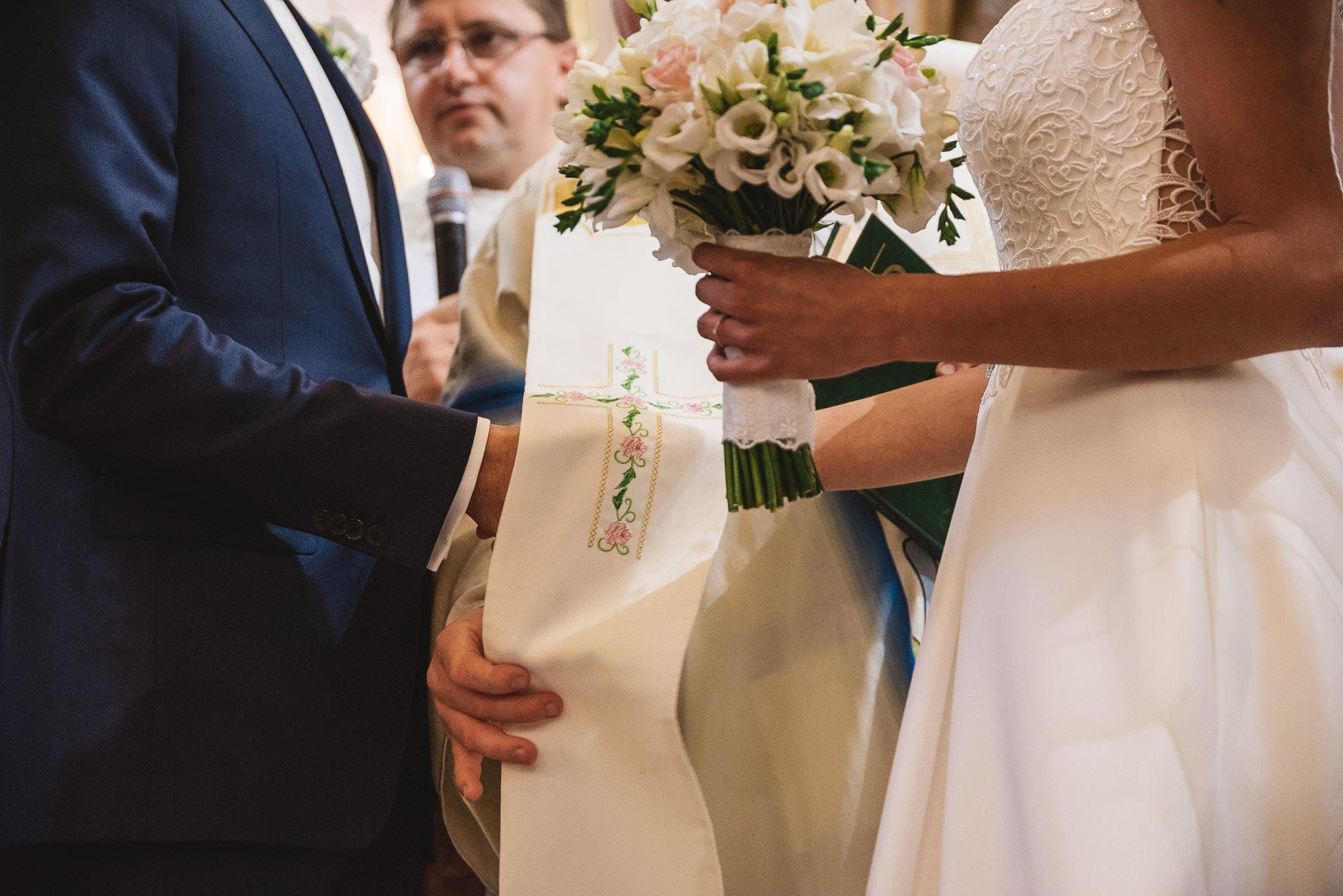 Monika i Michał, wesele w Paryżu i sesja plenerowa w stadninie koni w Czołowie 116