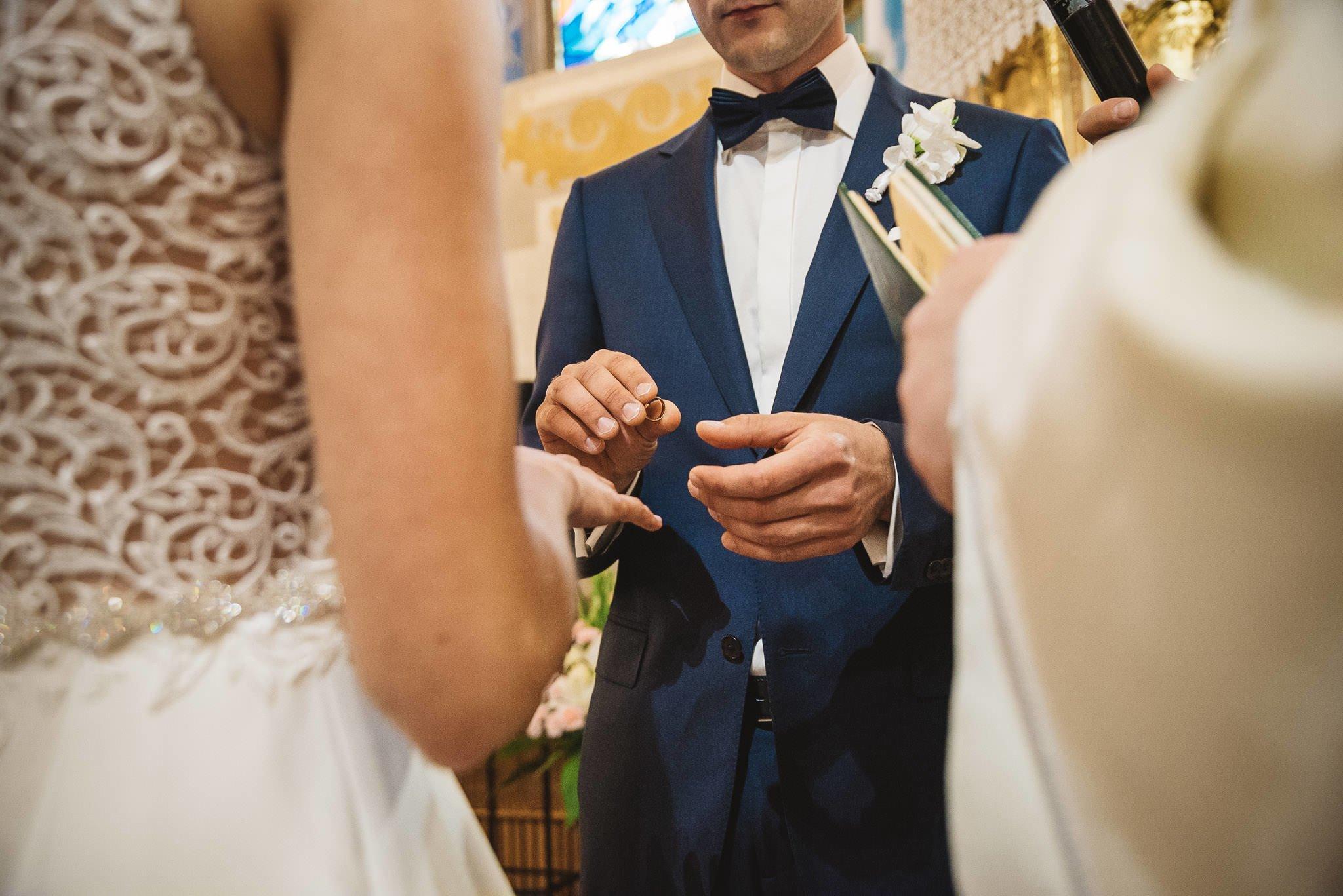 Monika i Michał, wesele w Paryżu i sesja plenerowa w stadninie koni w Czołowie 122