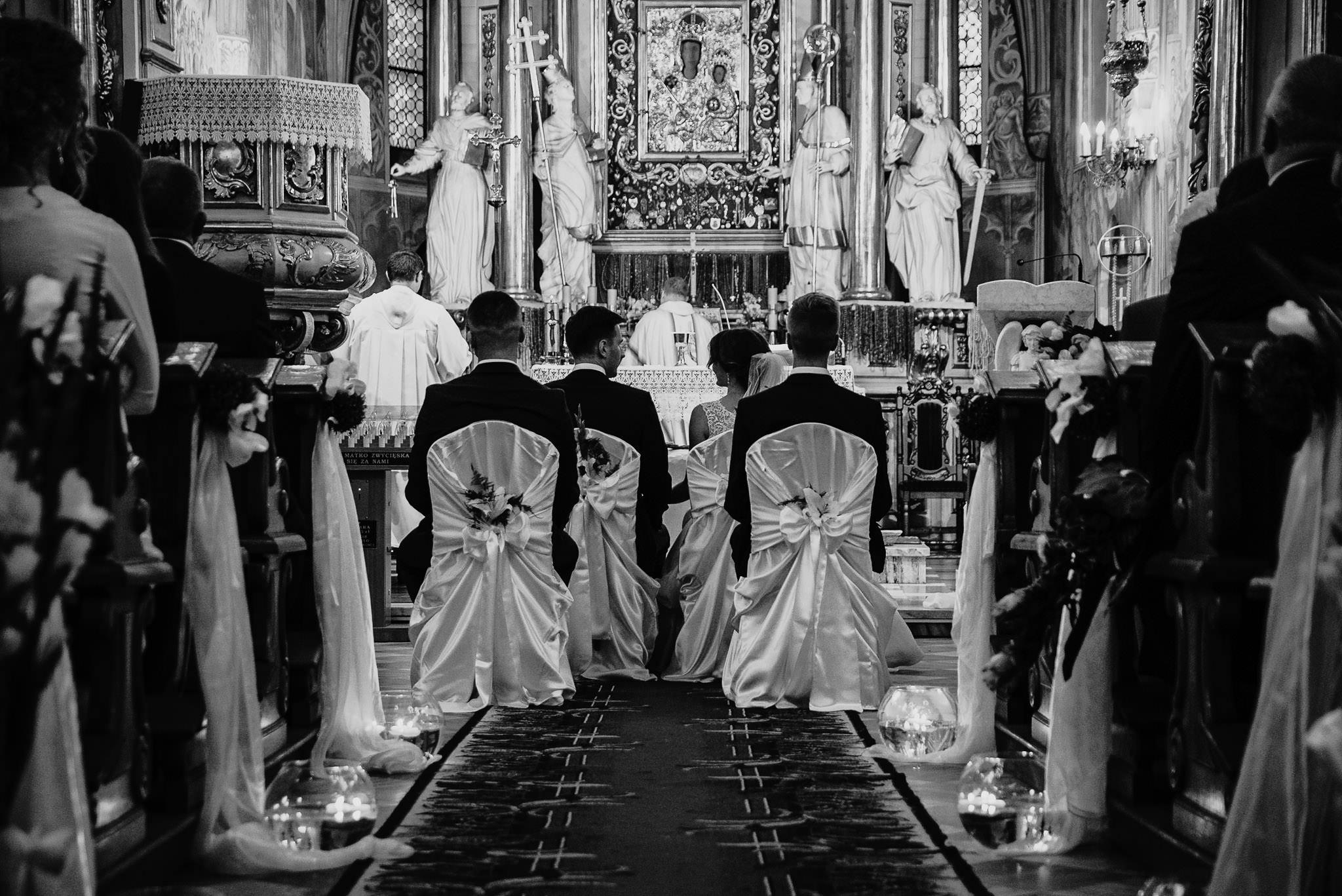 Monika i Michał, wesele w Paryżu i sesja plenerowa w stadninie koni w Czołowie 136