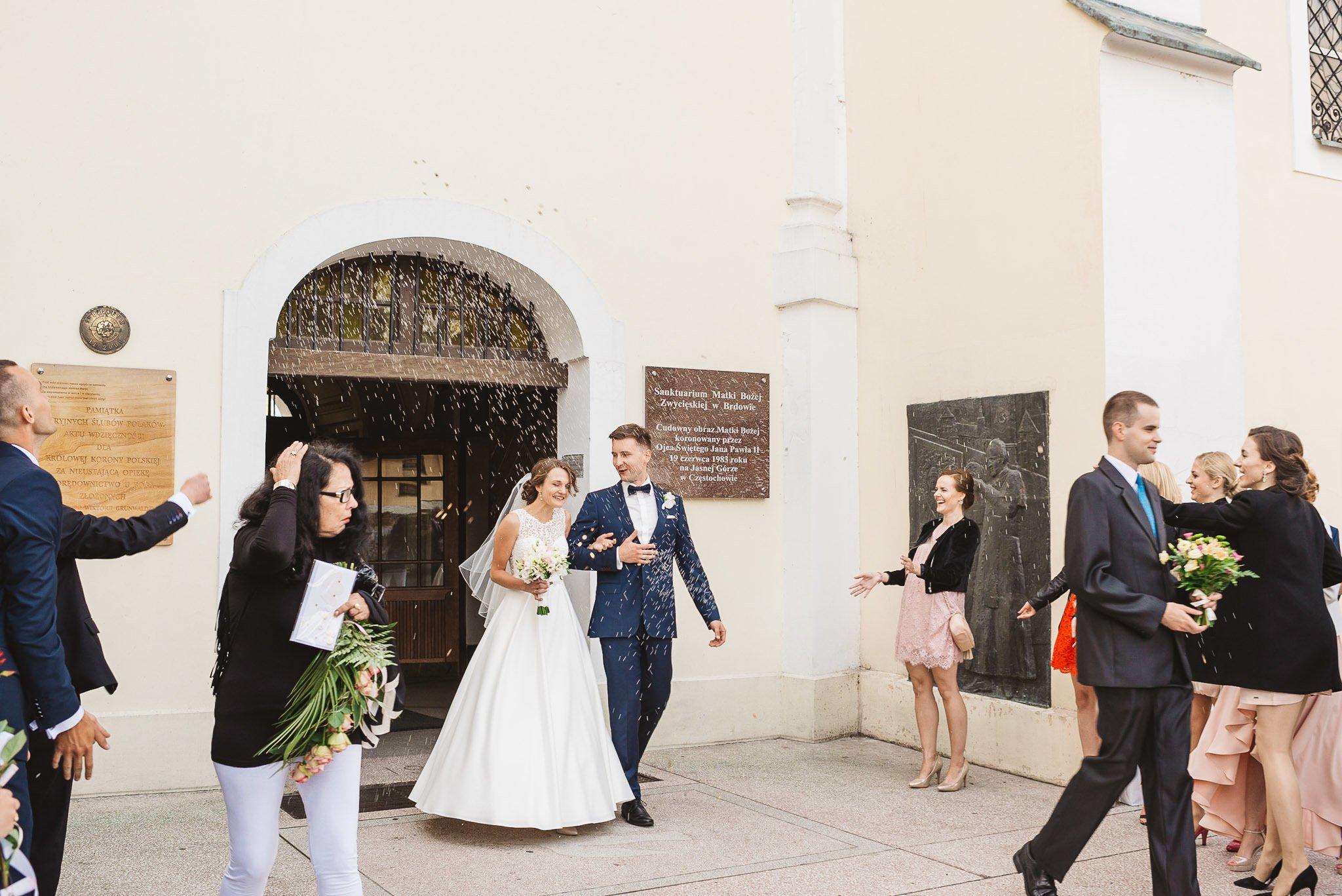 Monika i Michał, wesele w Paryżu i sesja plenerowa w stadninie koni w Czołowie 146