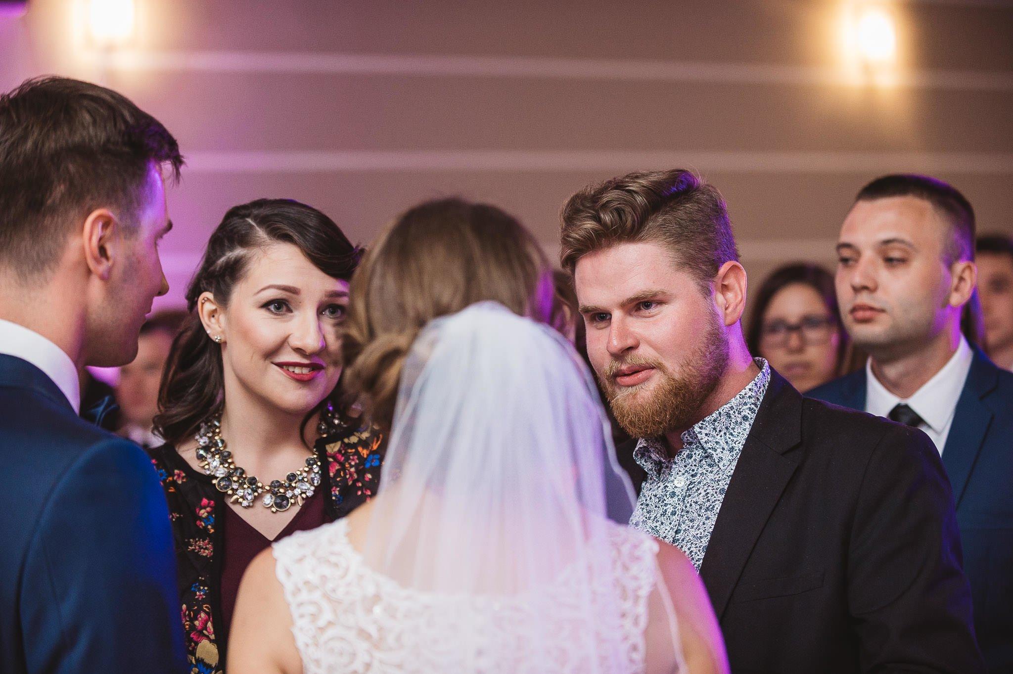 Monika i Michał, wesele w Paryżu i sesja plenerowa w stadninie koni w Czołowie 174