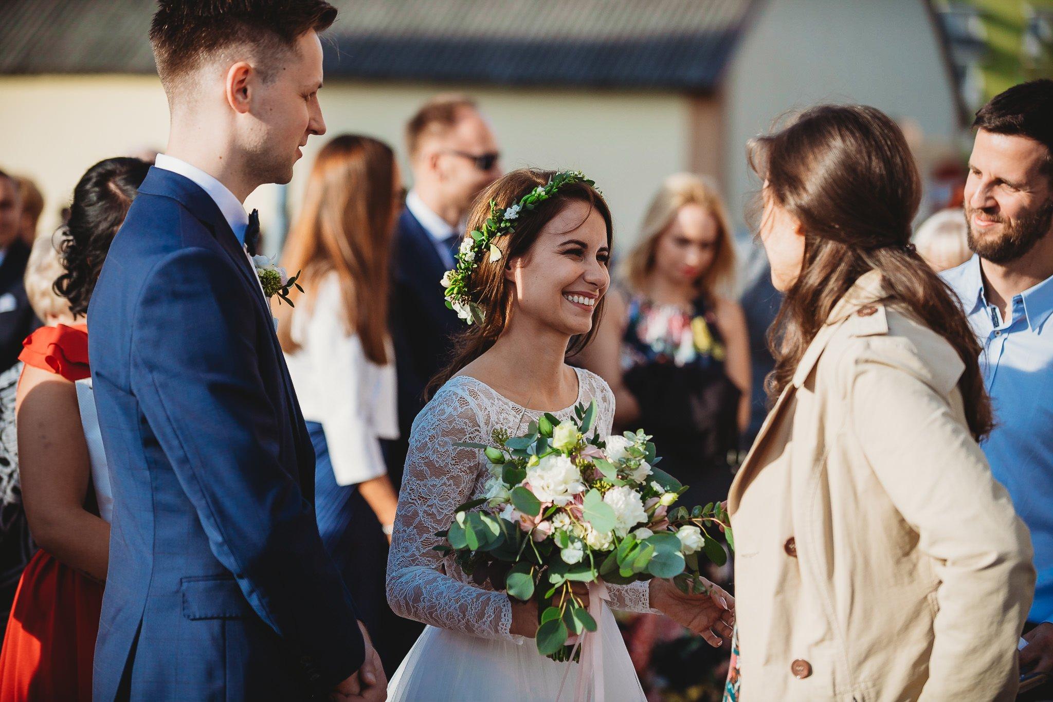 Fantastyczny ślub w stylu rustykalnym, wesele w Kapitańskiej  fotograf ślubny Konin 163