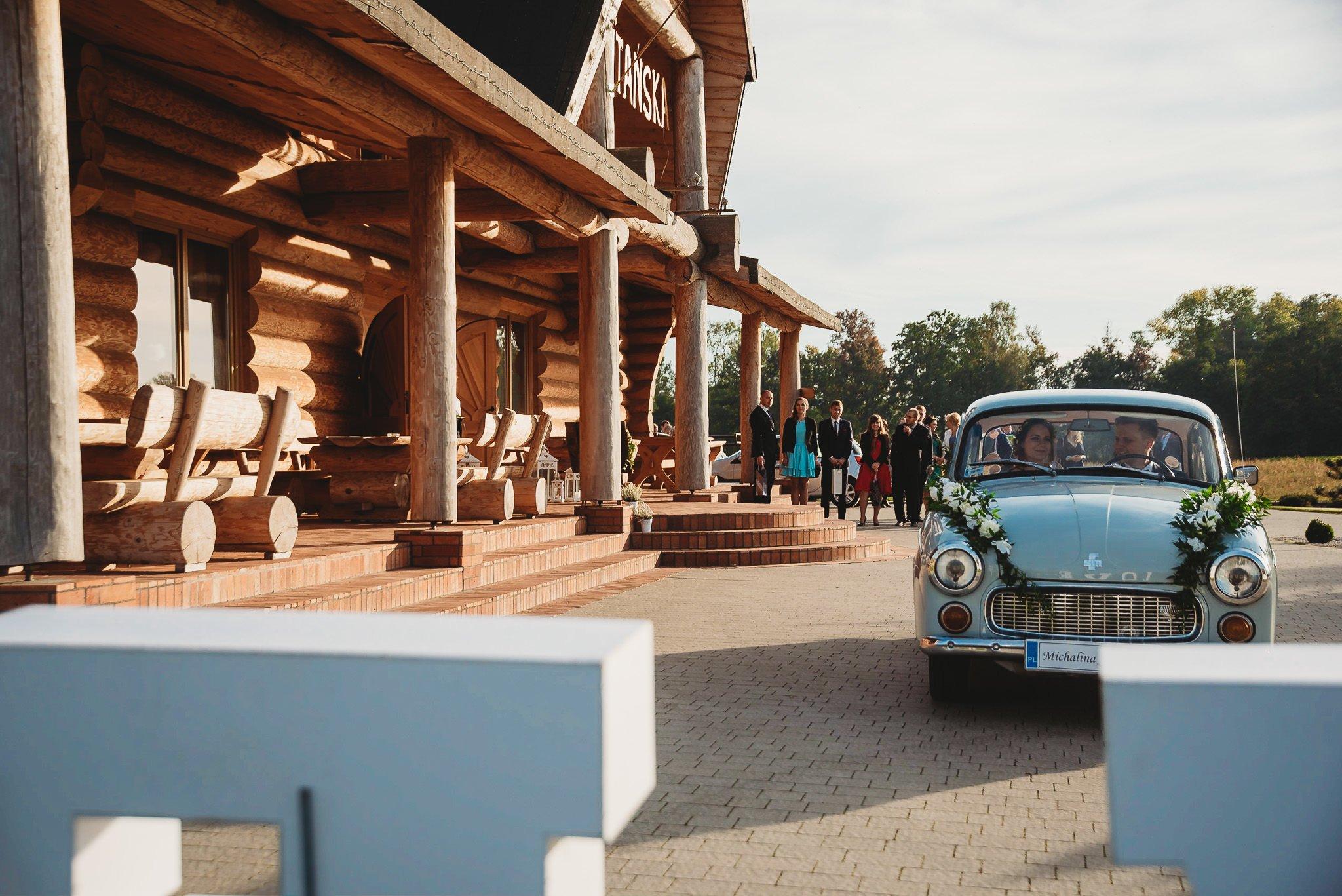 Fantastyczny ślub w stylu rustykalnym, wesele w Kapitańskiej  fotograf ślubny Konin 181