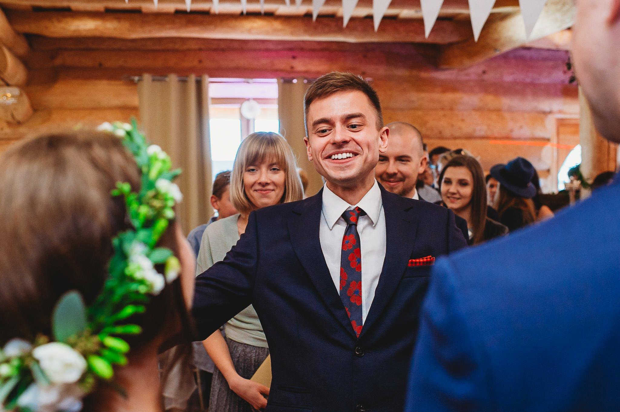 Fantastyczny ślub w stylu rustykalnym, wesele w Kapitańskiej  fotograf ślubny Konin 209