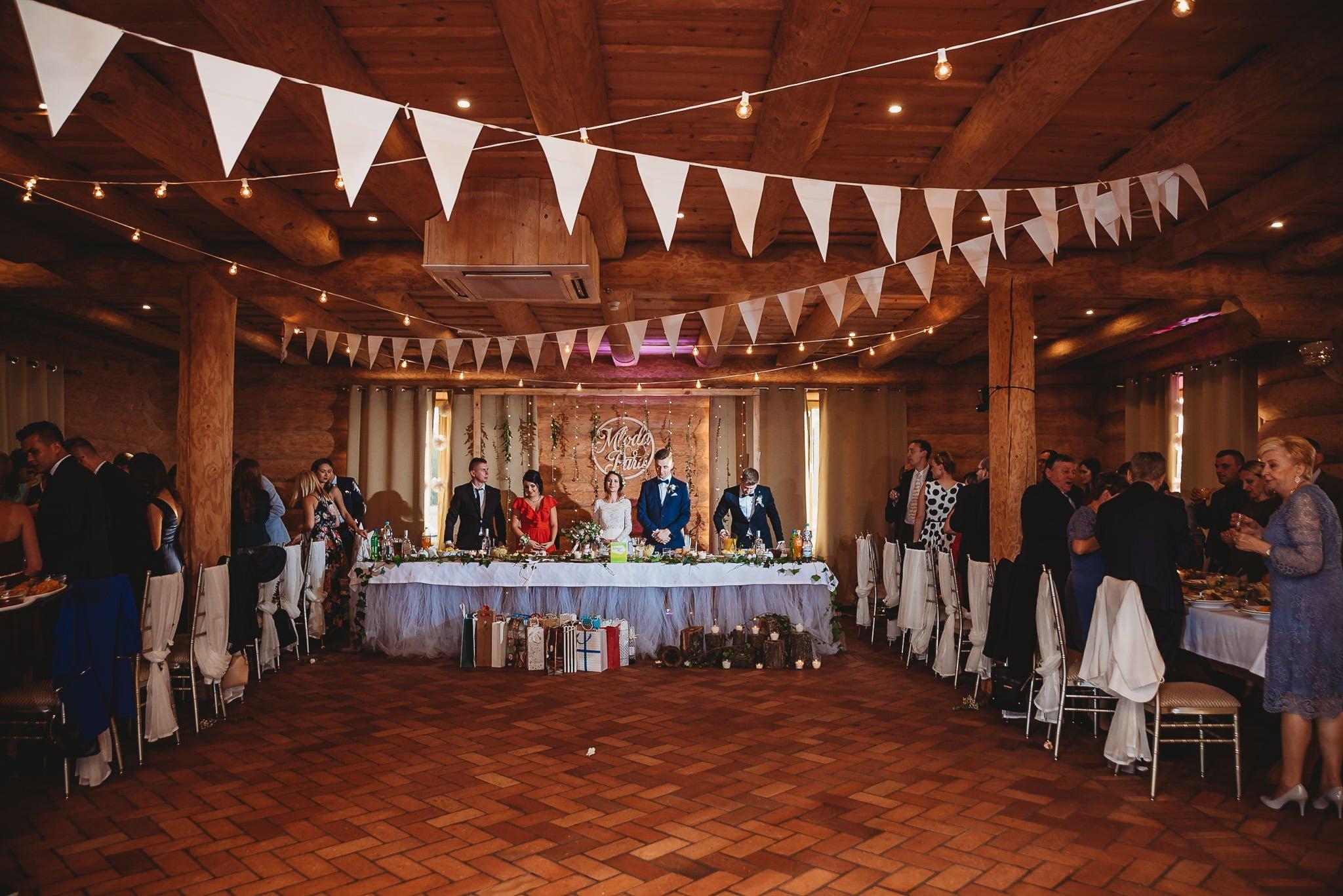 Fantastyczny ślub w stylu rustykalnym, wesele w Kapitańskiej  fotograf ślubny Konin 229