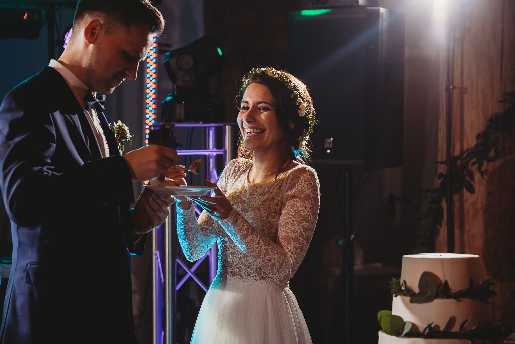 Fantastyczny ślub w stylu rustykalnym, wesele w Kapitańskiej  fotograf ślubny Konin 284