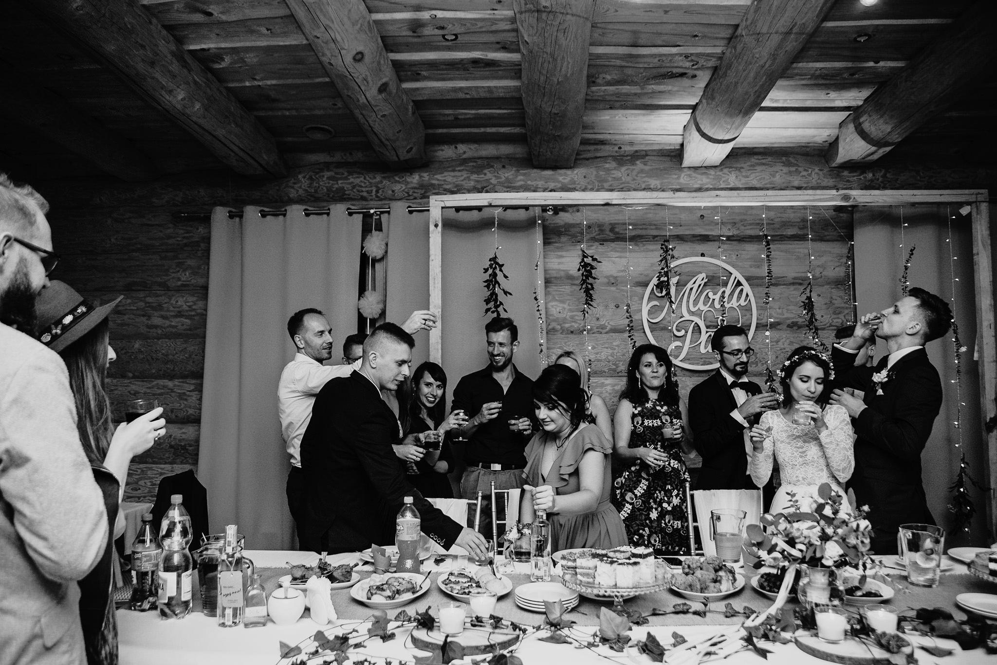 Fantastyczny ślub w stylu rustykalnym, wesele w Kapitańskiej  fotograf ślubny Konin 322