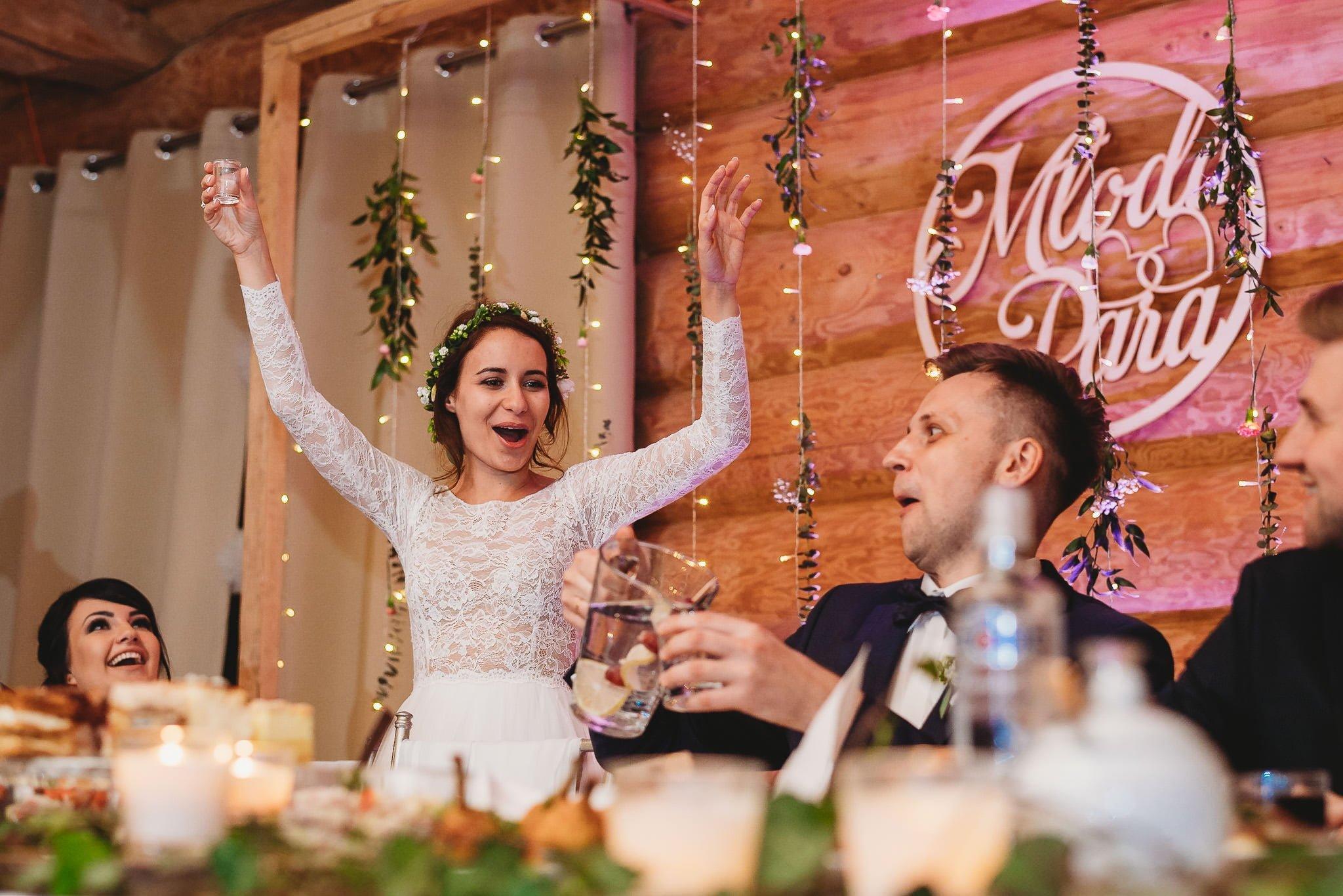 Fantastyczny ślub w stylu rustykalnym, wesele w Kapitańskiej  fotograf ślubny Konin 382