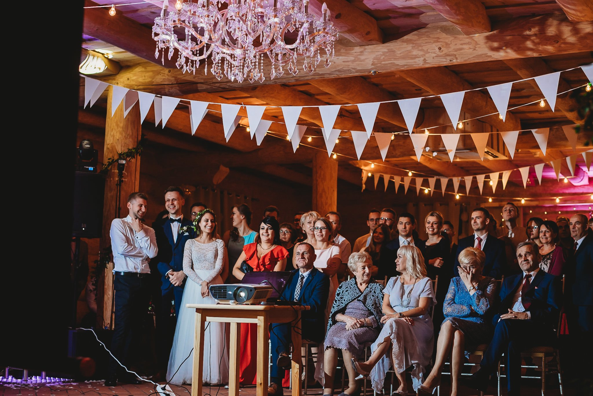 Fantastyczny ślub w stylu rustykalnym, wesele w Kapitańskiej  fotograf ślubny Konin 440