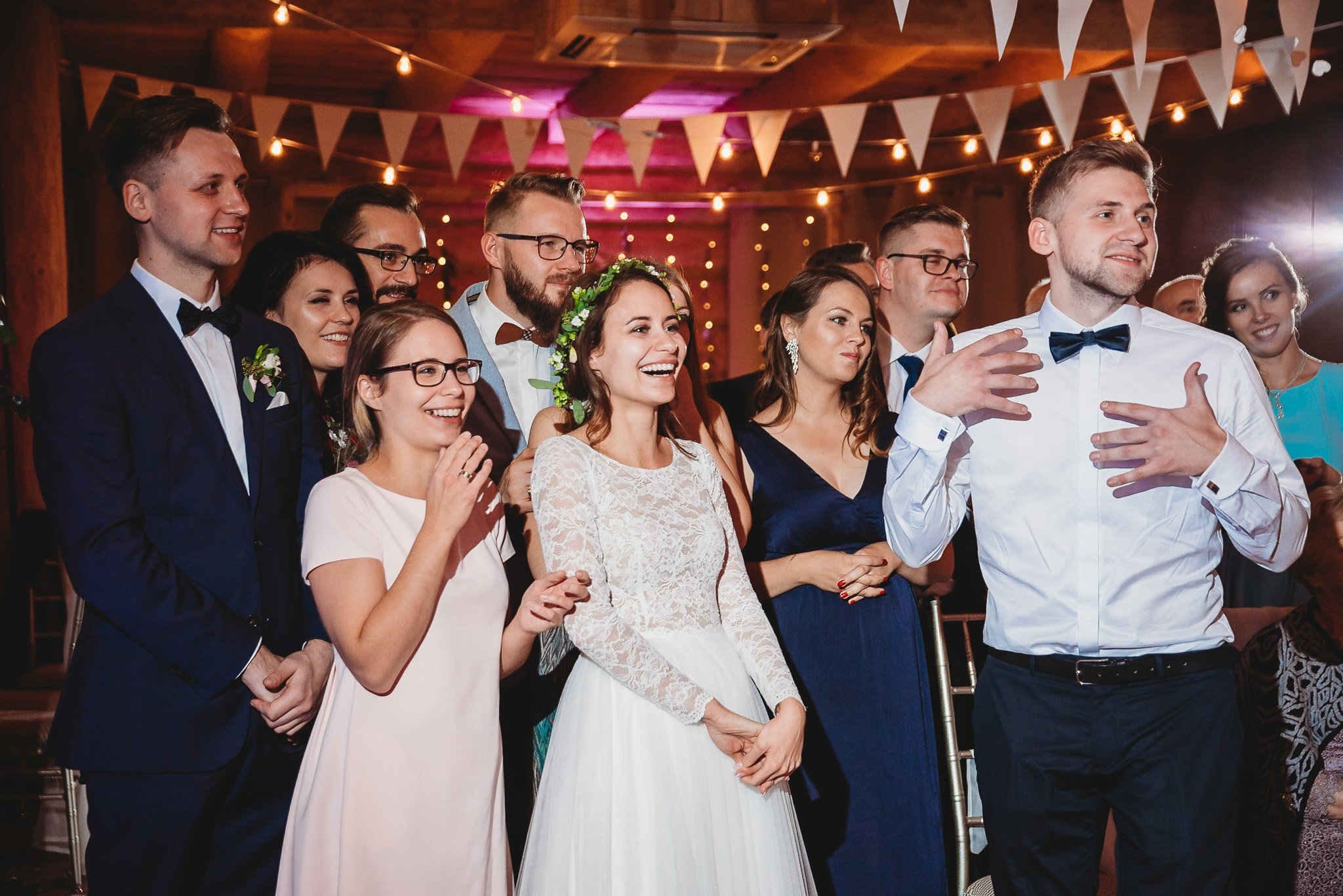 Fantastyczny ślub w stylu rustykalnym, wesele w Kapitańskiej  fotograf ślubny Konin 446