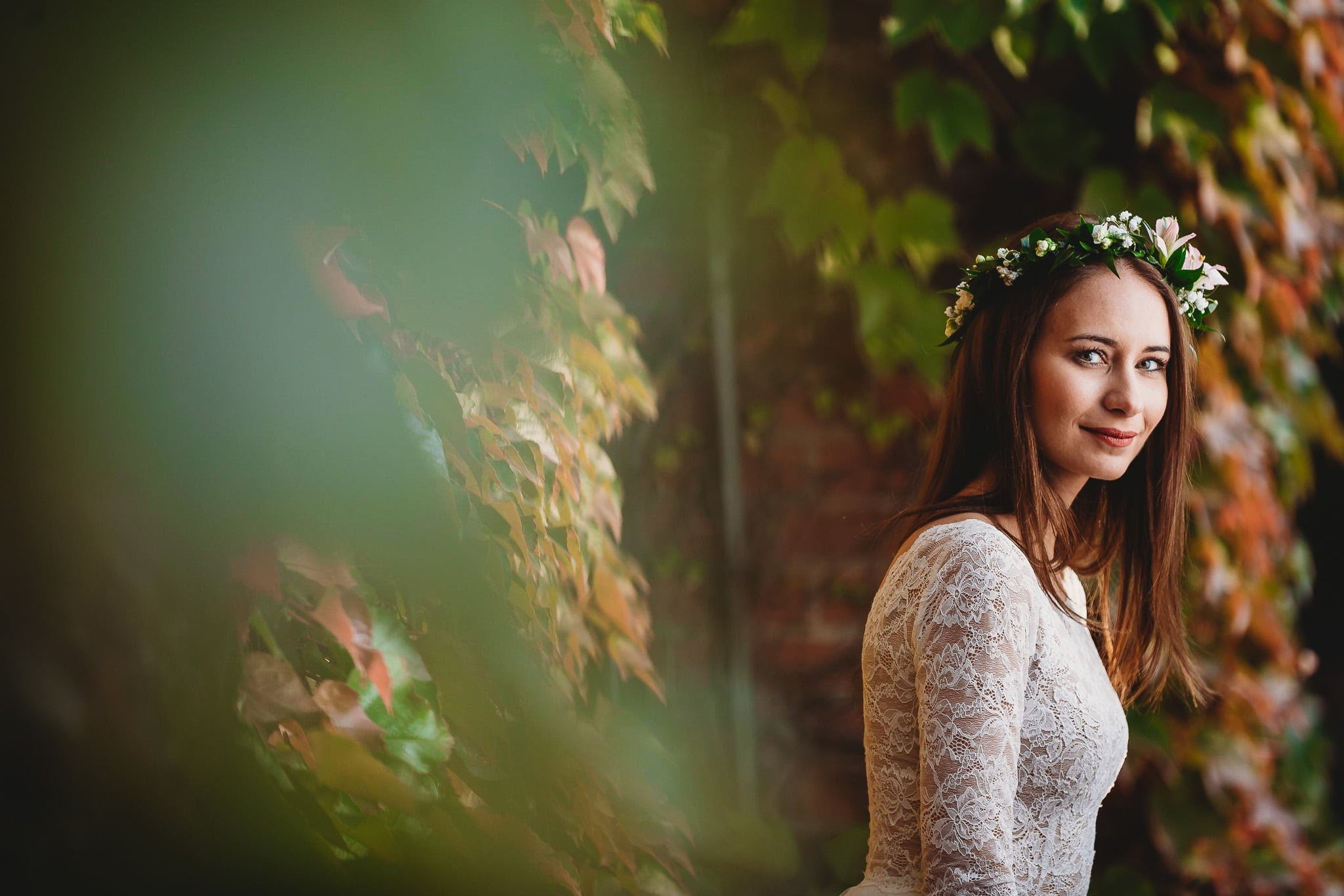 Fantastyczny ślub w stylu rustykalnym, wesele w Kapitańskiej  fotograf ślubny Konin 524